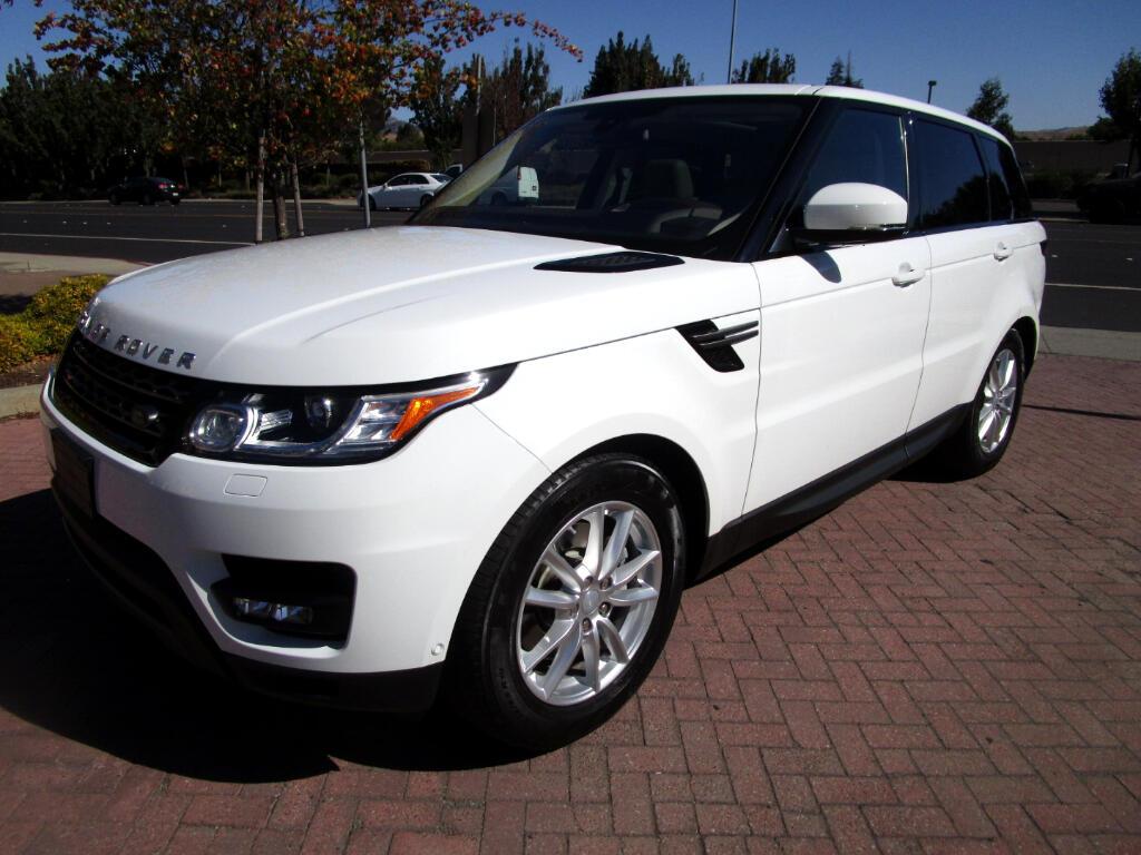 2016 Land Rover Range Rover Sport SE PKG*F/R HEAT SEATS*HEAT STR WHL*PANO*BLND SPOT*