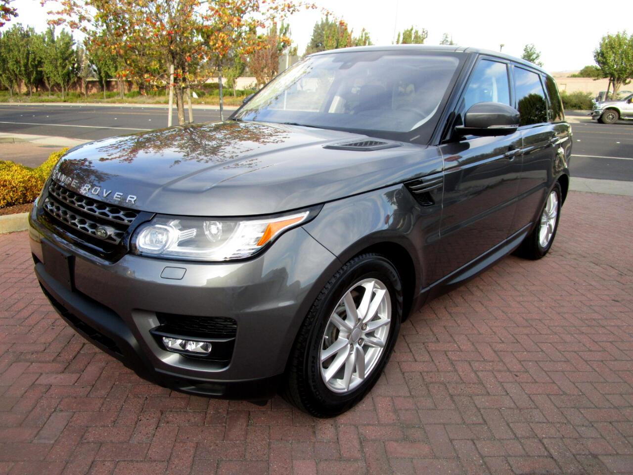 2016 Land Rover Range Rover Sport 4WD SE DIESEL*FRONT/REAR HEATED SEATS*BLIND SPOT*