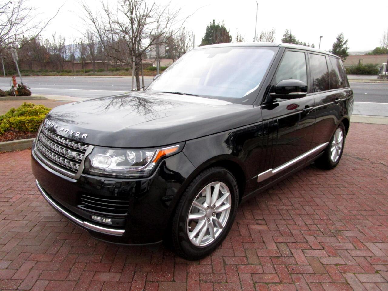 2016 Land Rover Range Rover TD6 DIESEL**BLIND SPOT*LANE KP*HEAT SEATS*PANO**