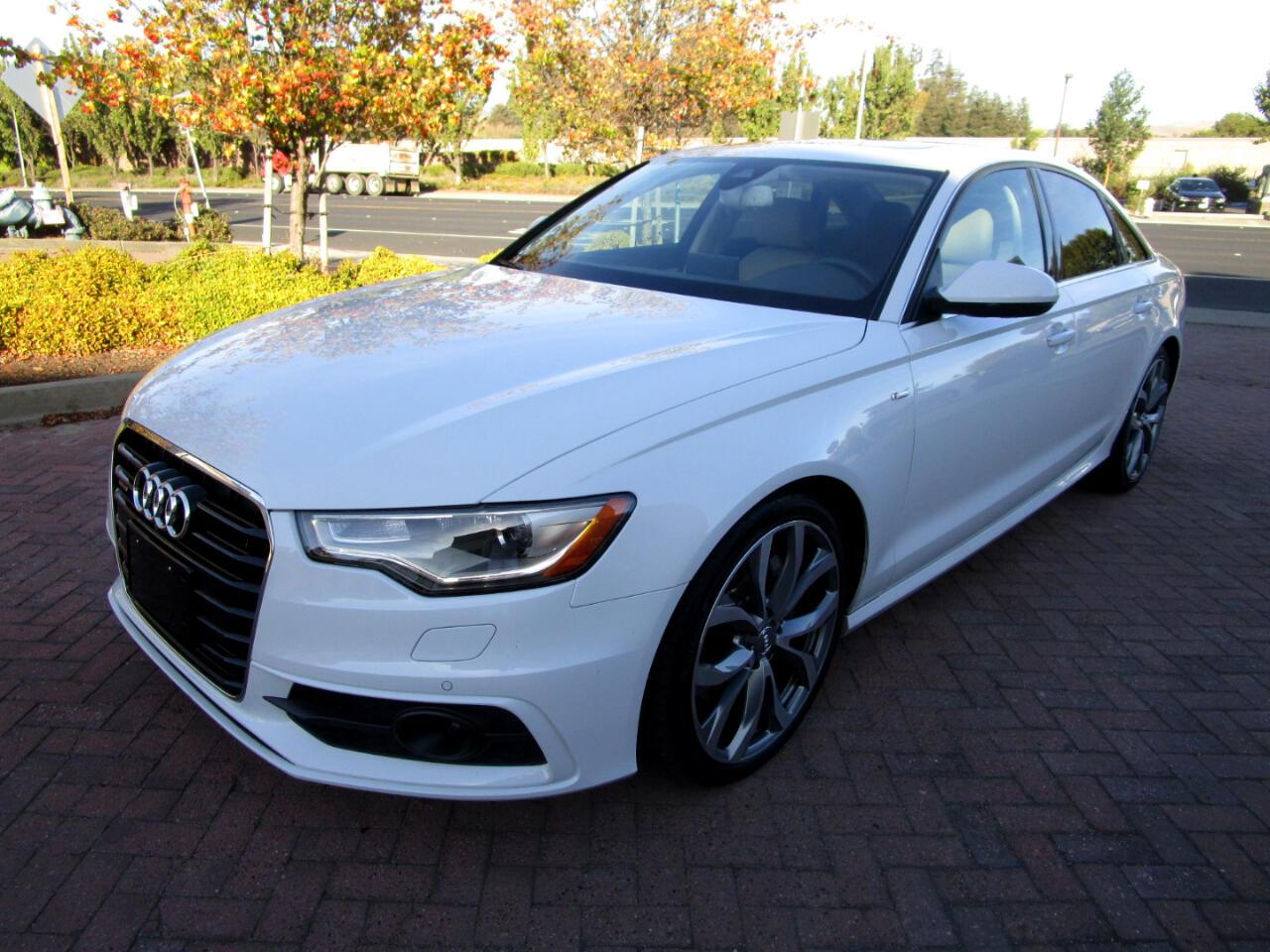 2014 Audi A6 3.0L TDI QUATTRO PRESTIGE**DRIVER ASSIST**HEAT/AC