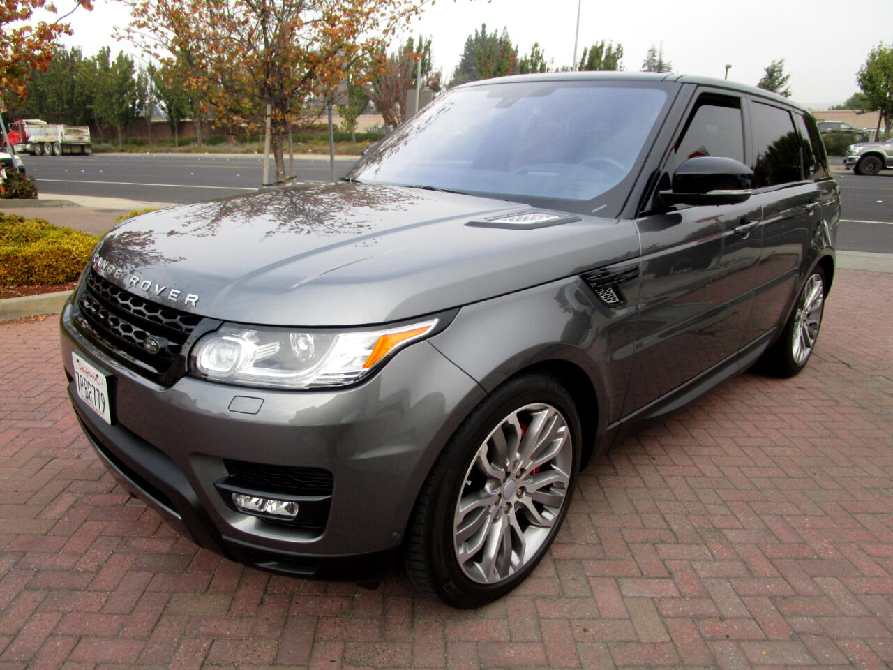2016 Land Rover Range Rover Sport DYNAMIC S/C 5.0 V8 510HP*LUX SEATS*DRIVER ASSIST*H