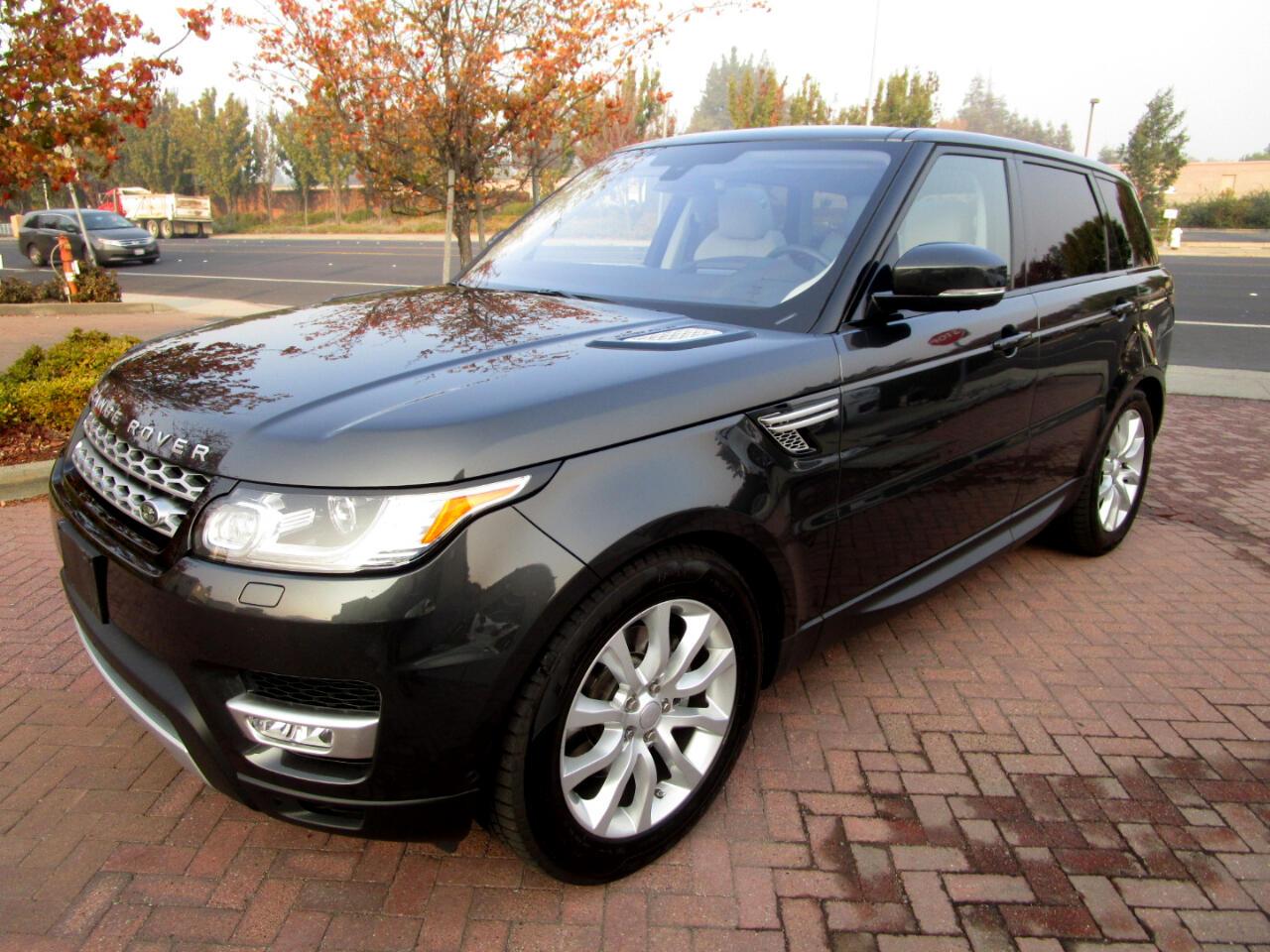 2016 Land Rover Range Rover Sport HSE*PANO*HEAT/AC SEATS*REAR HEAT SEATS*HEAT STR WH