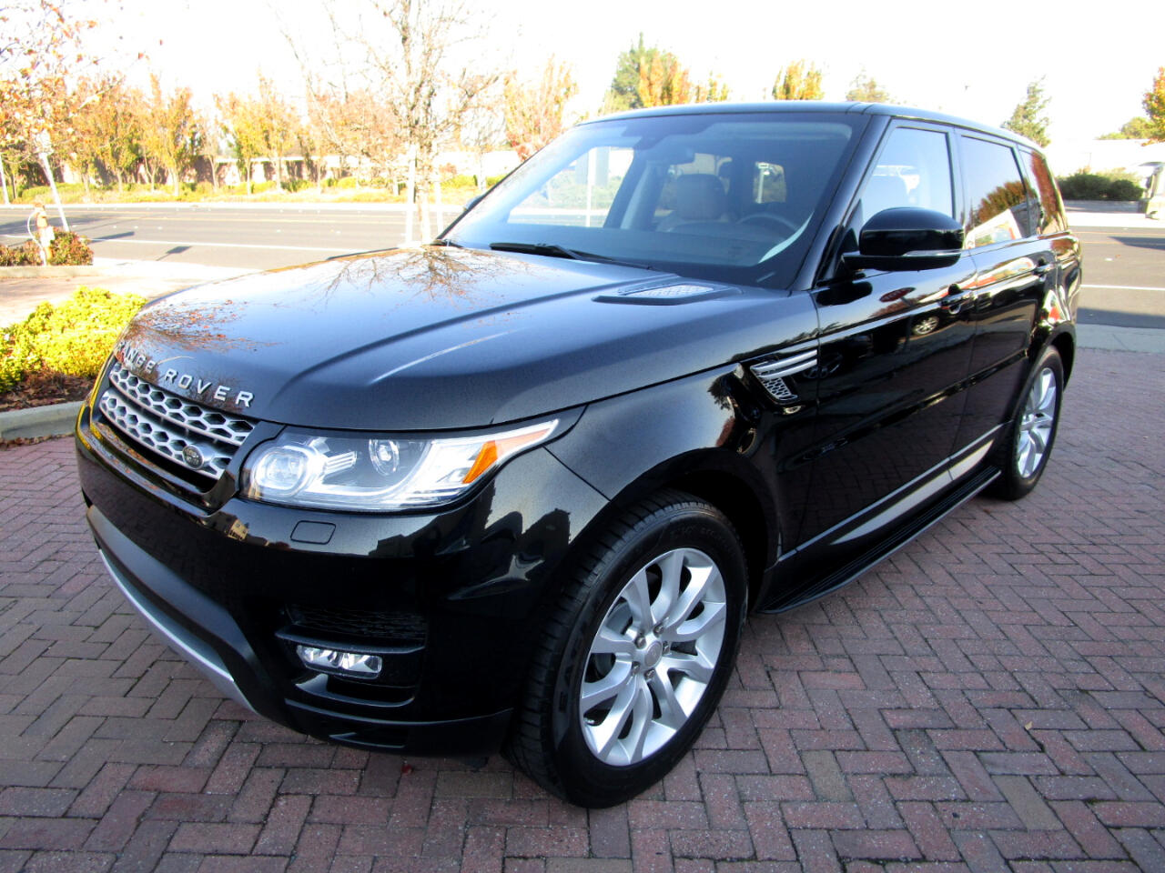 2015 Land Rover Range Rover Sport SUPERCHARGED HSE*3RD ROW*HEAT/AC SEATS*PANO ROOF*