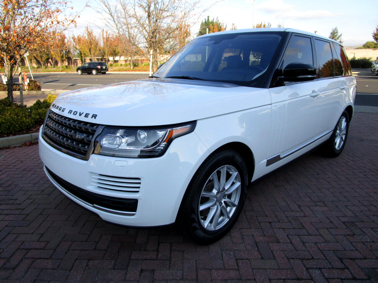 2016 Land Rover Range Rover SUPERCHARGED V6*PANO*MERIDIAN*HEAT SEATS/STR WHEEL