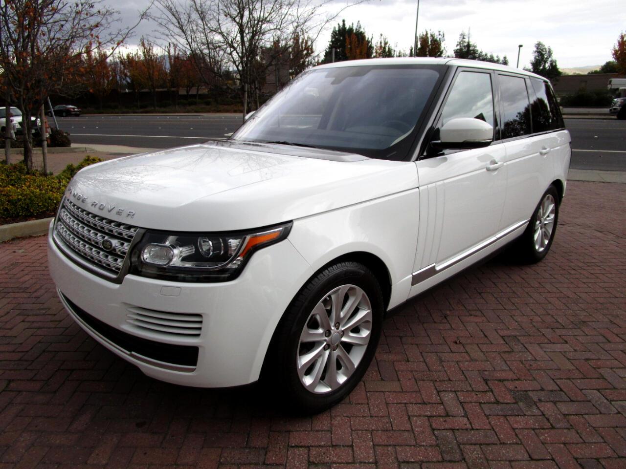 2016 Land Rover Range Rover HSE DIESEL**PANO*HEAT/AC SEATS*R/HEAT SEATS/STEER