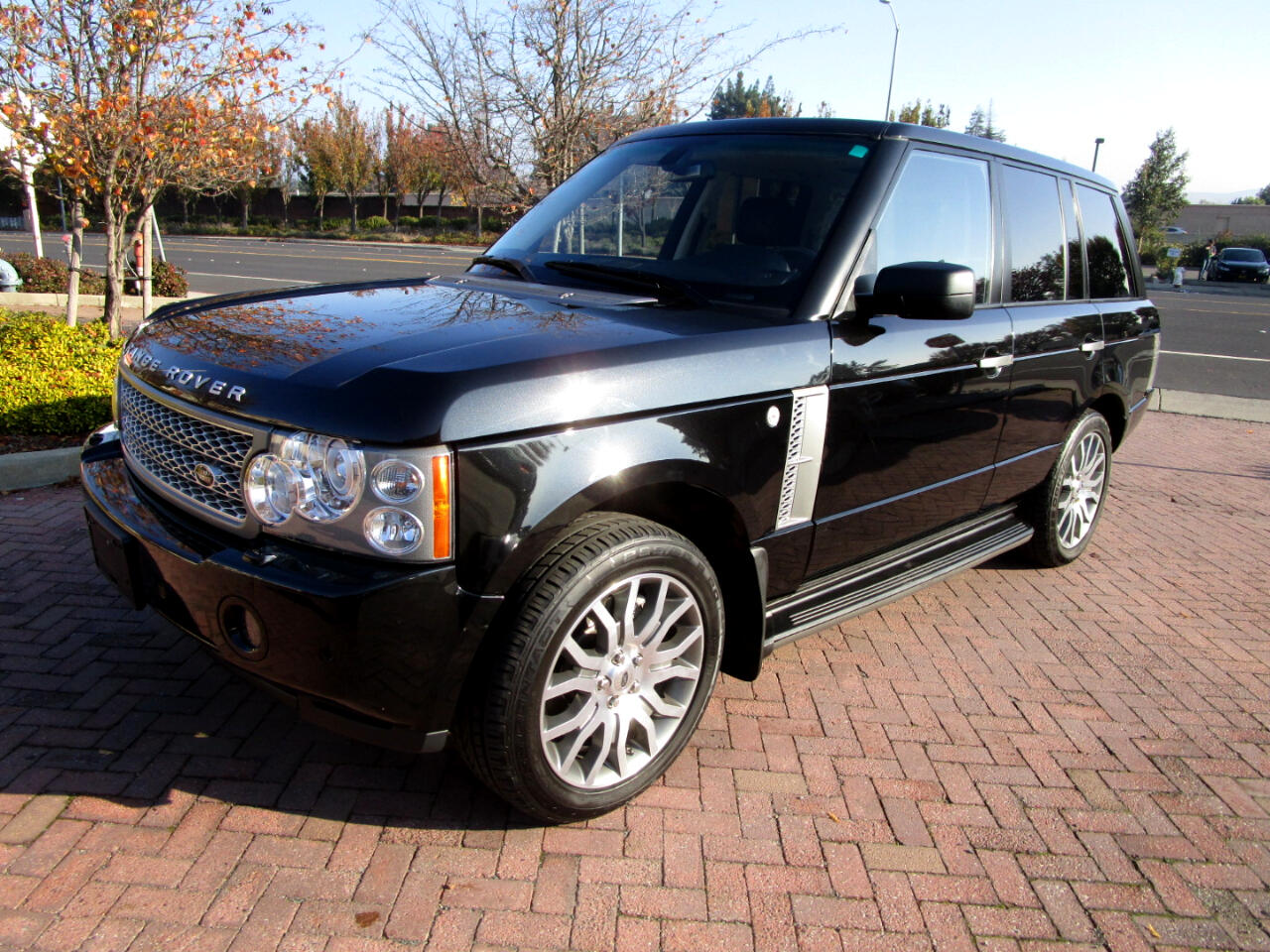2009 Land Rover Range Rover SUPERCHARGED AUTOBIOGRAPHY**LUXURY SEATS*TOW PKG*