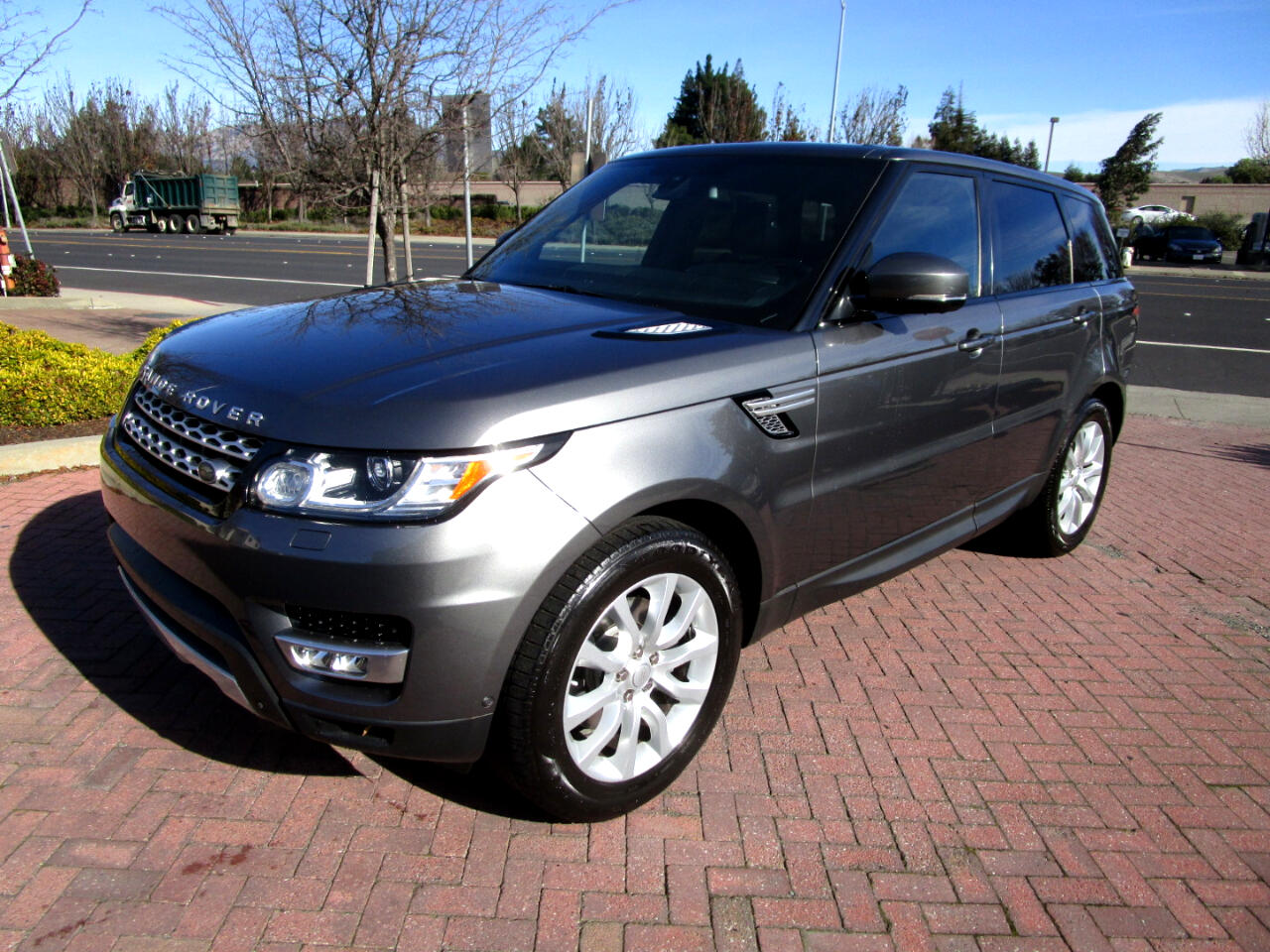 2015 Land Rover Range Rover Sport HSE*HEAT/AC SEATS*KEYLESS*PANO*REAR HEAT SEATS*