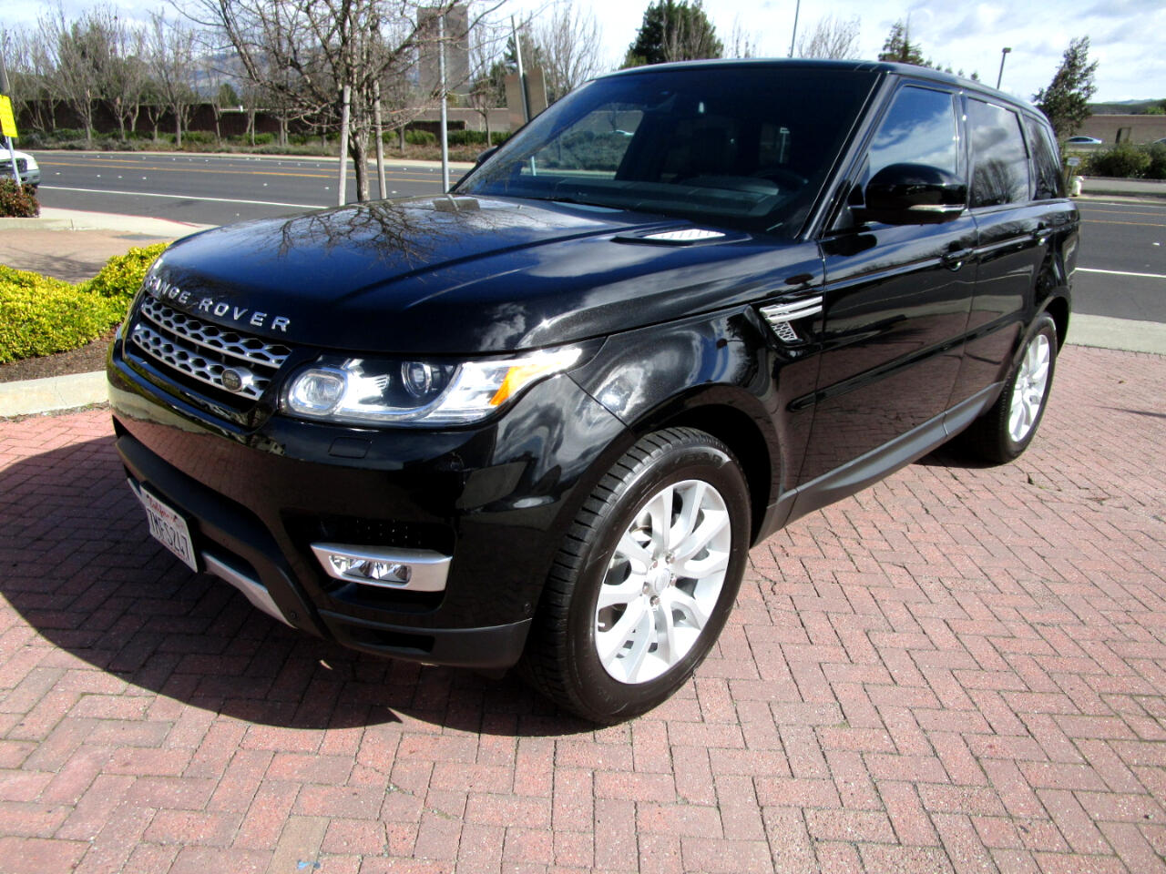 2015 Land Rover Range Rover Sport HSE S/C*HEAT/AC SEATS/STR WHL*REAR HEAT SEATS*PANO