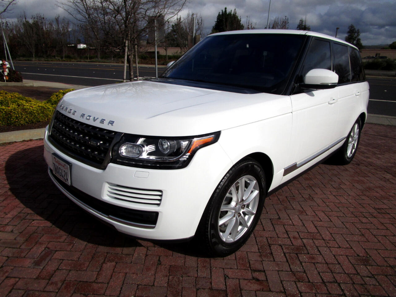 2016 Land Rover Range Rover 3.0 SUPERCHARGED V6*SLIDE PANO*HEAT SEATS*MERIDIAN