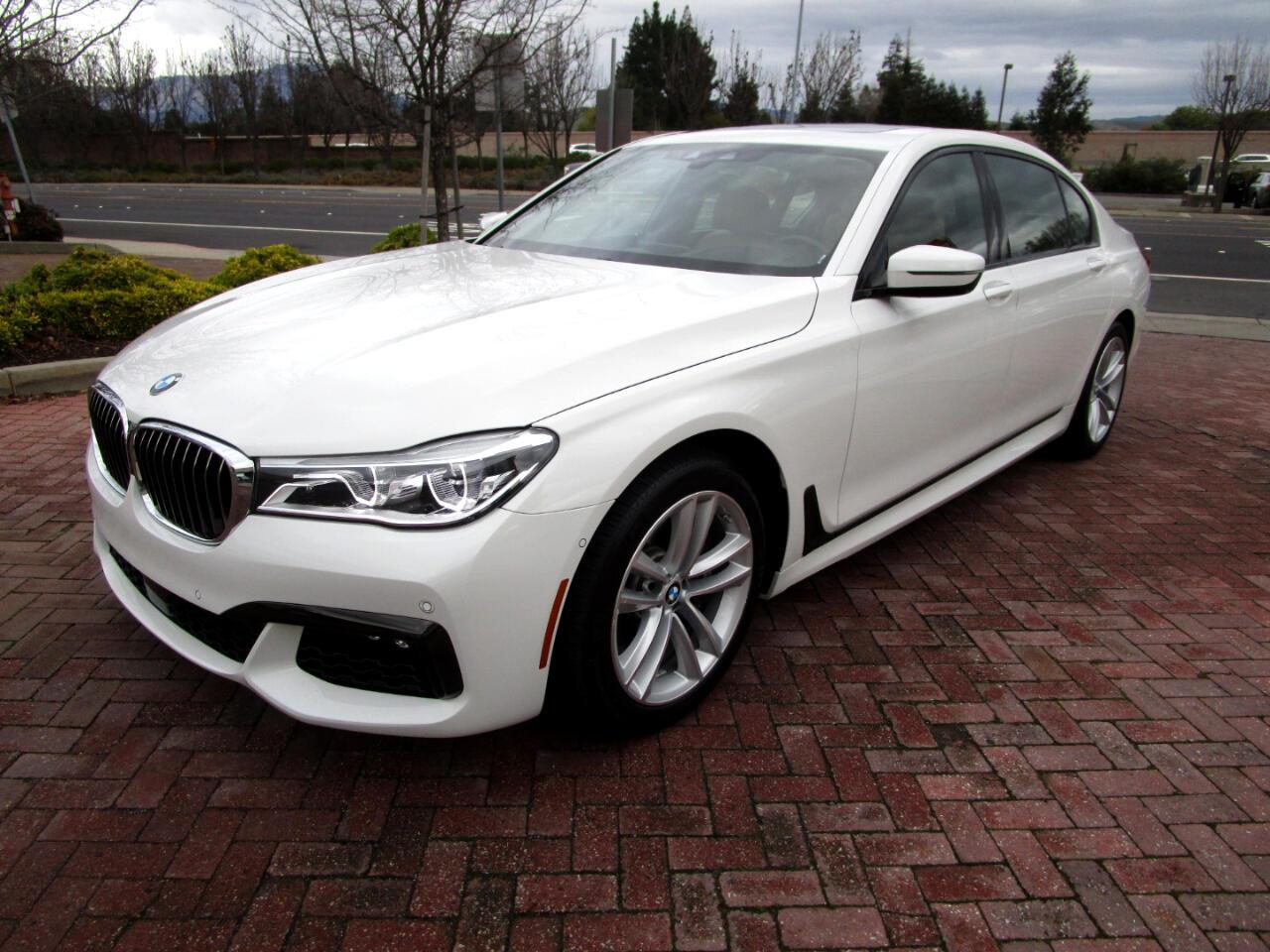 2016 BMW 750i EXEC*PRM PKG 2*M SPRT PKG*CLD WTHR PKG*BOWERS SOUN