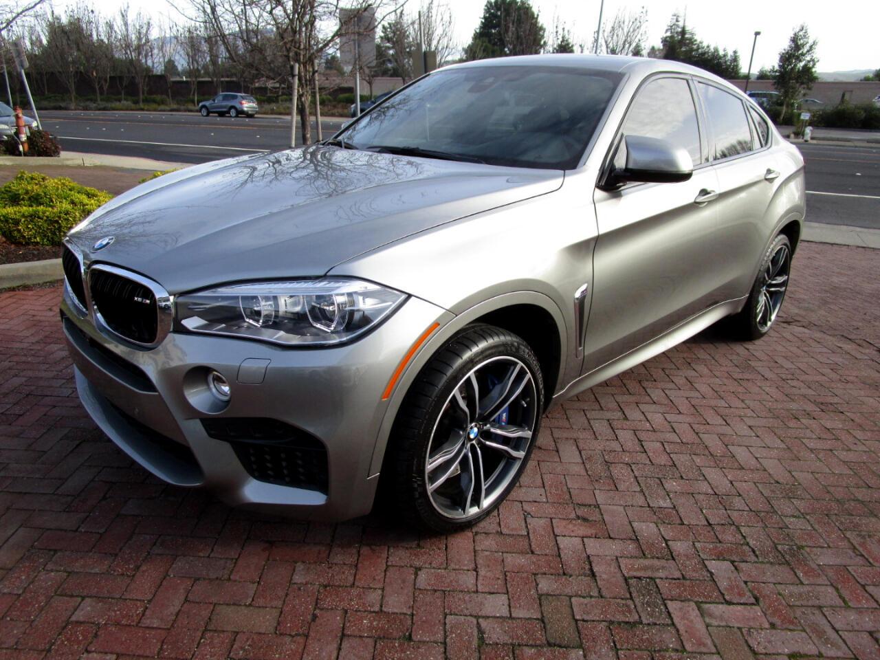 2016 BMW X6 M AWD DYNAMIC DRIVE*DRIVER ASSIST*HEAT/AC SEATS*LK N