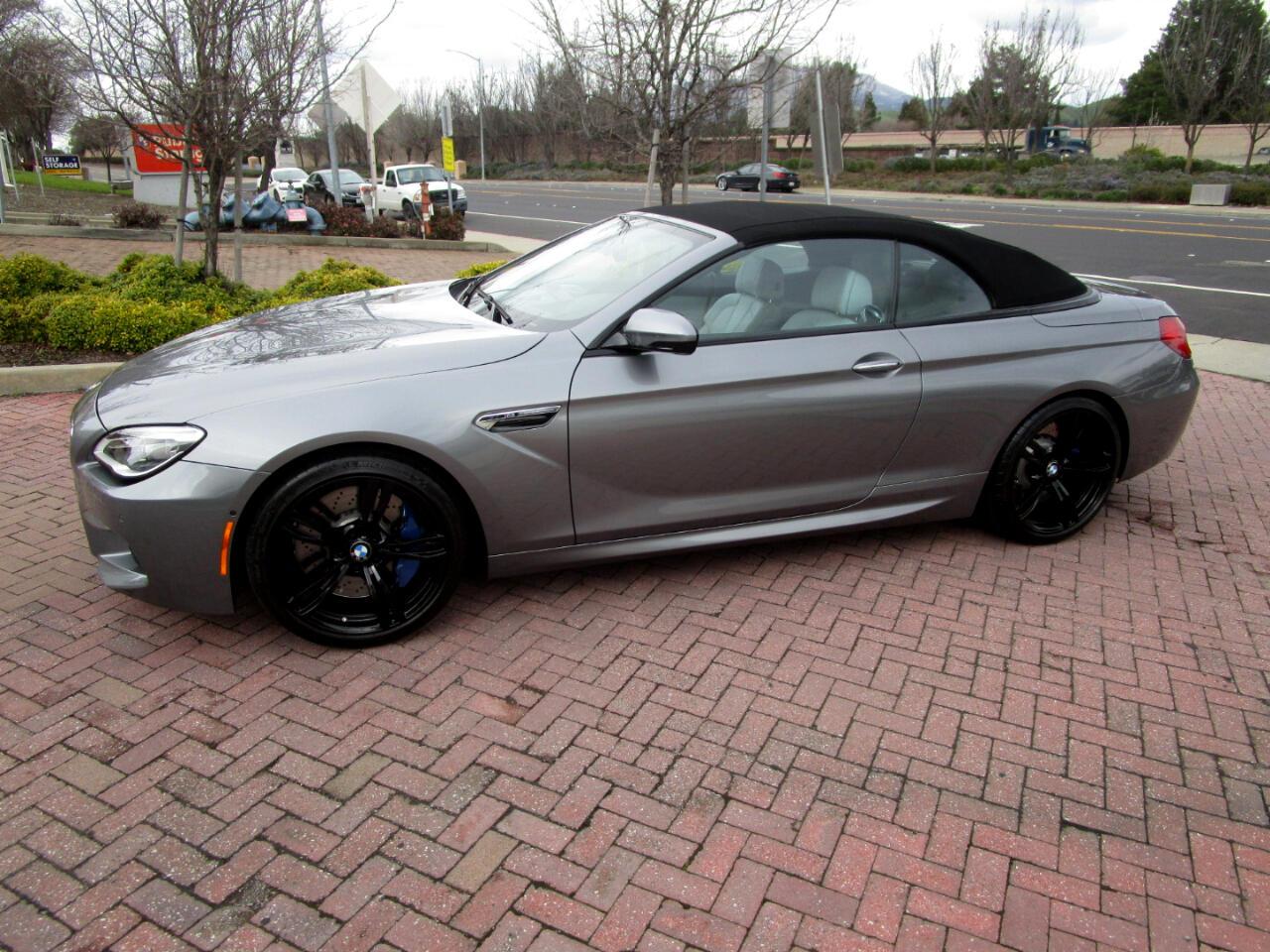 2016 BMW M6 MSRP NEW $133495*DRIVER ASSIST*LUX SEATS*EXEC PKG*