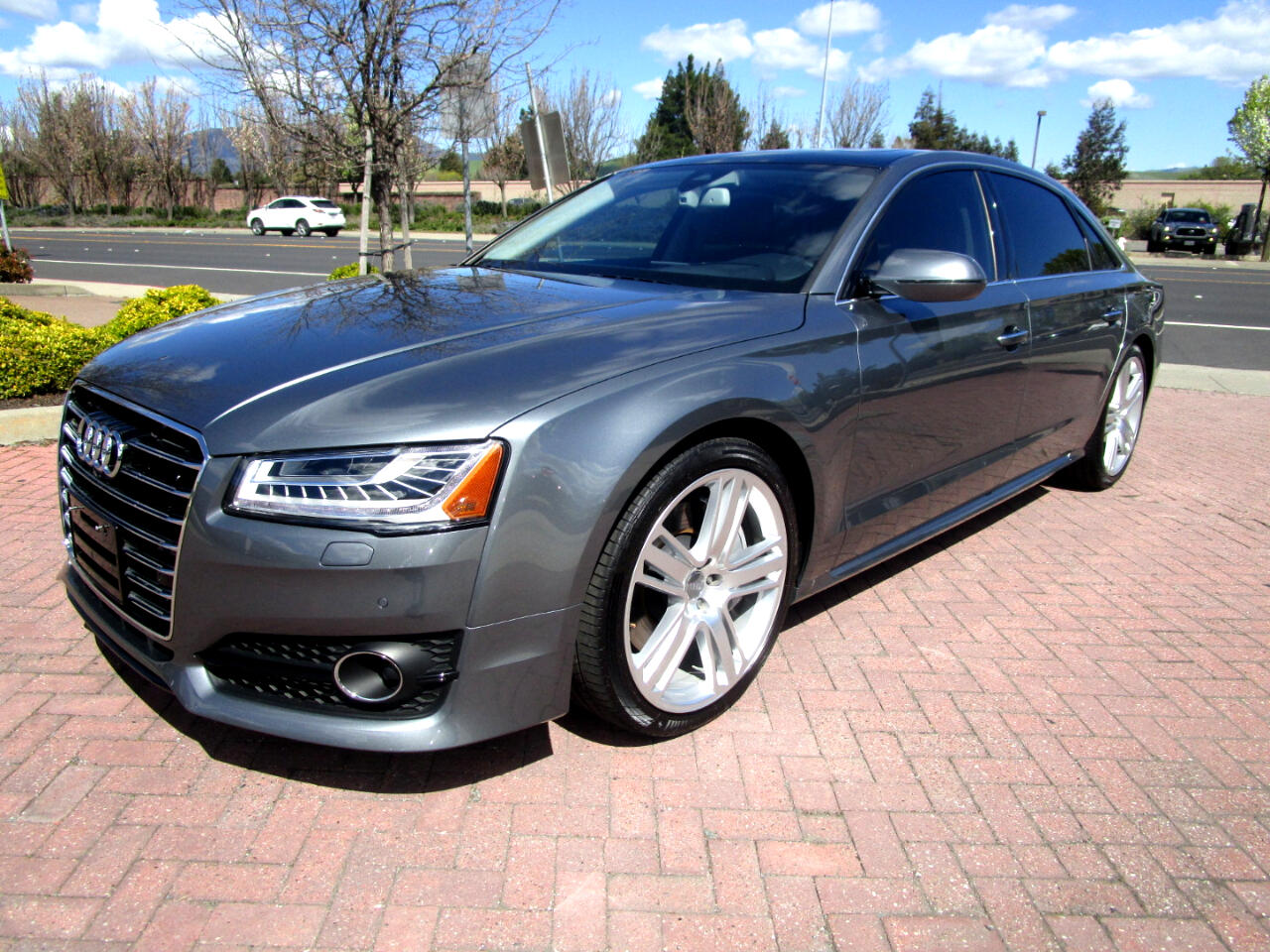 2016 Audi A8 L SPORT PKG QUATTRO*HEAT/AC SEATS*DRIVER ASSIST*