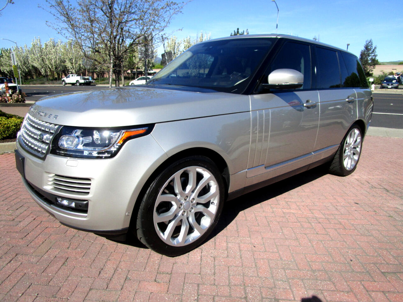 2016 Land Rover Range Rover HSE SUPERCHERGED**DRIVER ASSIST**HEAT/AC SEATS*PAN