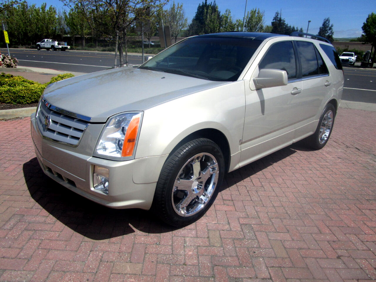 2007 Cadillac SRX LEATHER SEATS**PANOR ROOF**XM RADIO**ONSTAR**