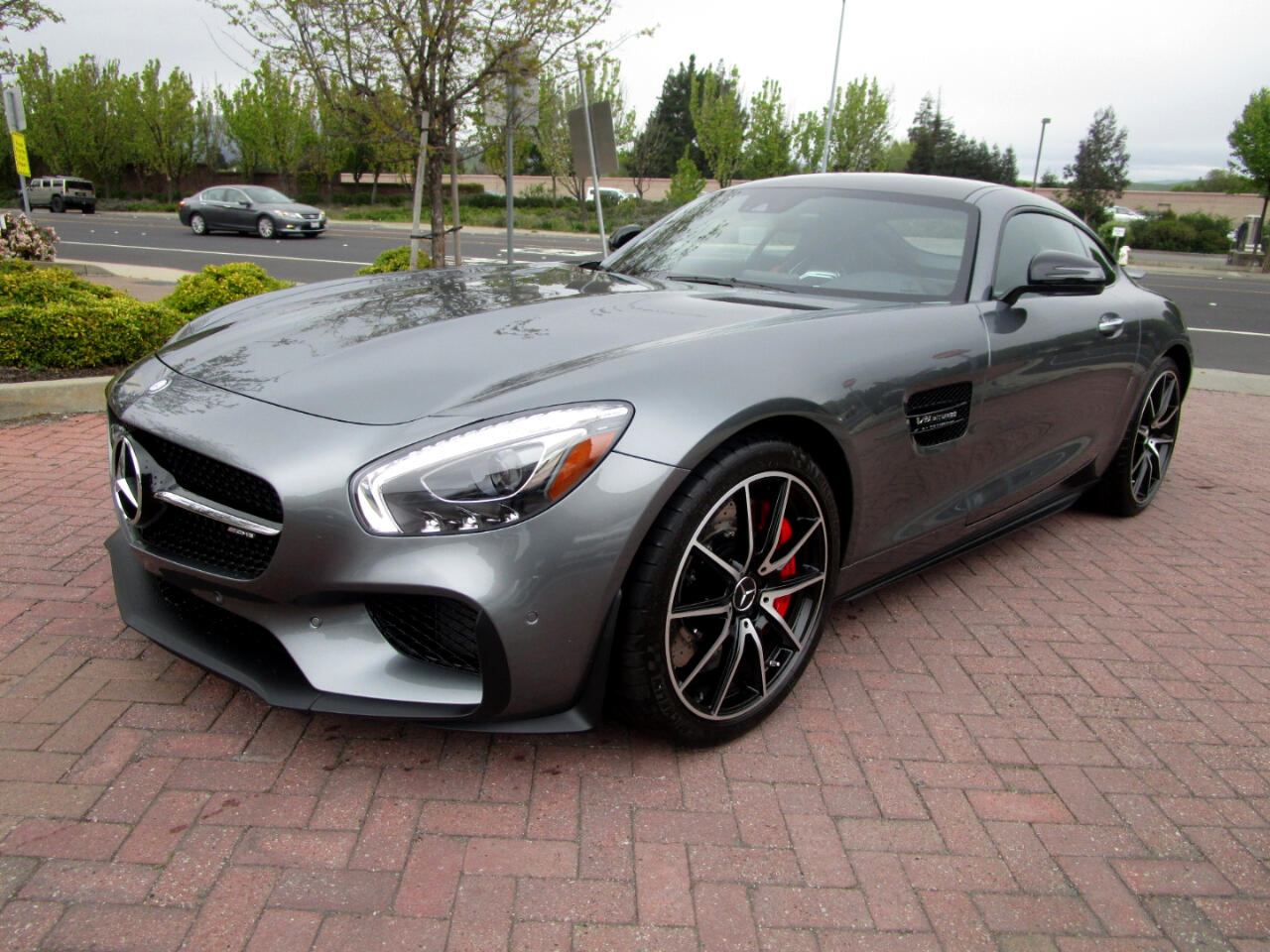 2016 Mercedes-Benz AMG GT AMG GTS EDITION 1**RACE SUSPENSION*DRIVER ASSIST**