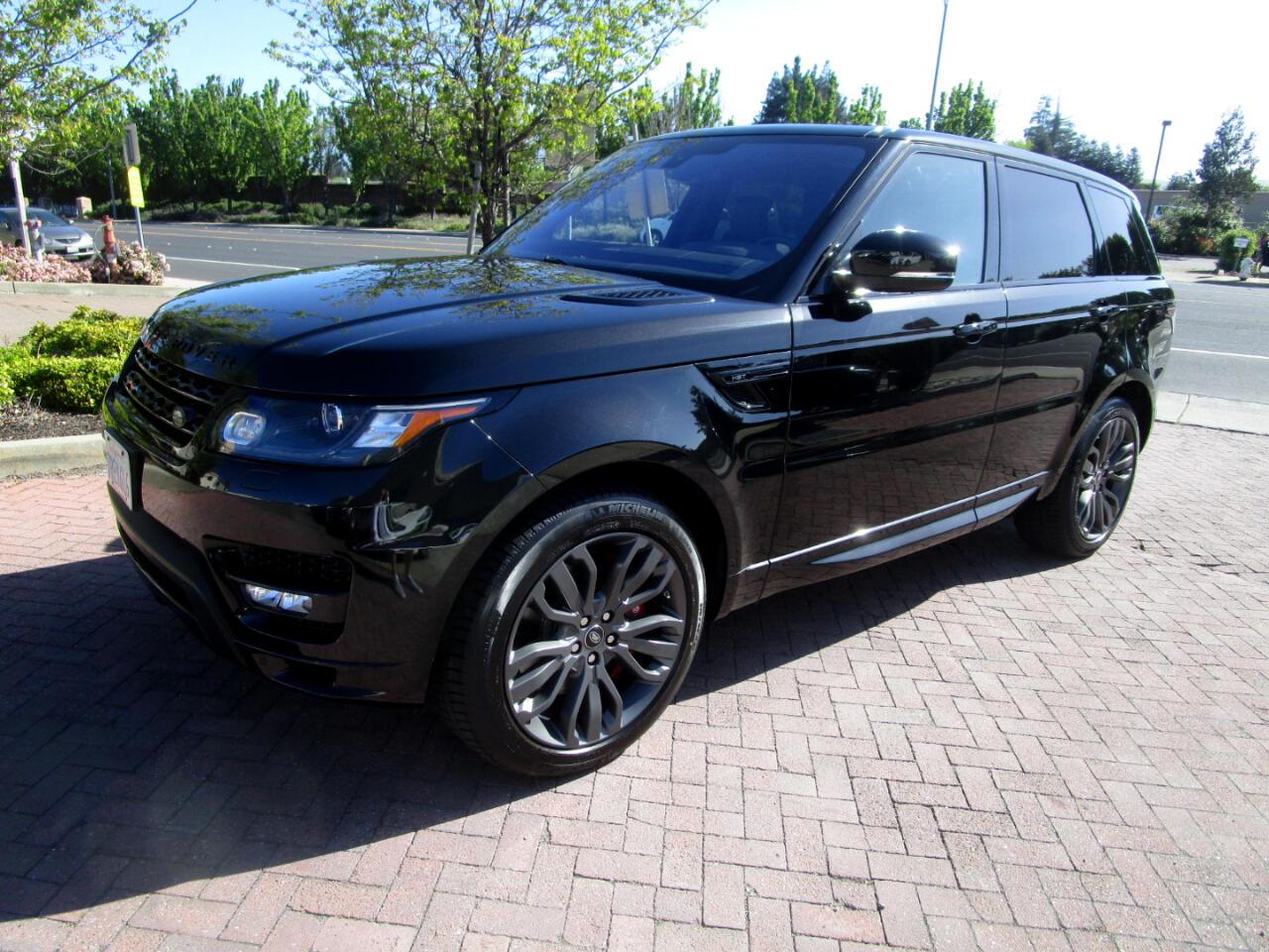 2016 Land Rover Range Rover Sport RARE LIMITED EDITION HST SPORT**ENHANCED BODY KIT*