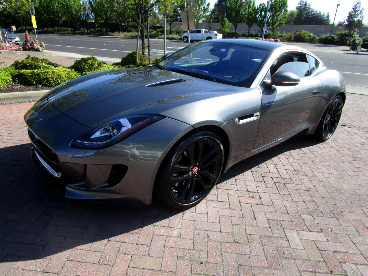 2017 Jaguar F-Type SUPERCHARGED*BLIND SPOT*PANO*SPORT HEAT SEATS*CAM*