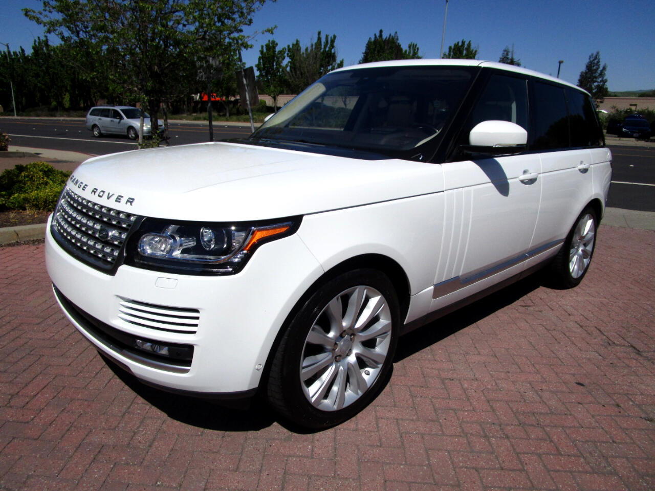 2016 Land Rover Range Rover SUPERCHARGED V8*HEADS-UP*DRIVER ASSIST*PANO ROOF*