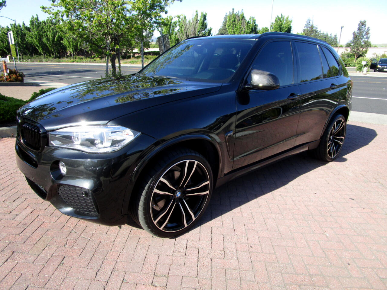 2015 BMW X5 AWD XDRIVE 35D**DRIVER ASSIST PLUS*HEAT-AC SEATS**