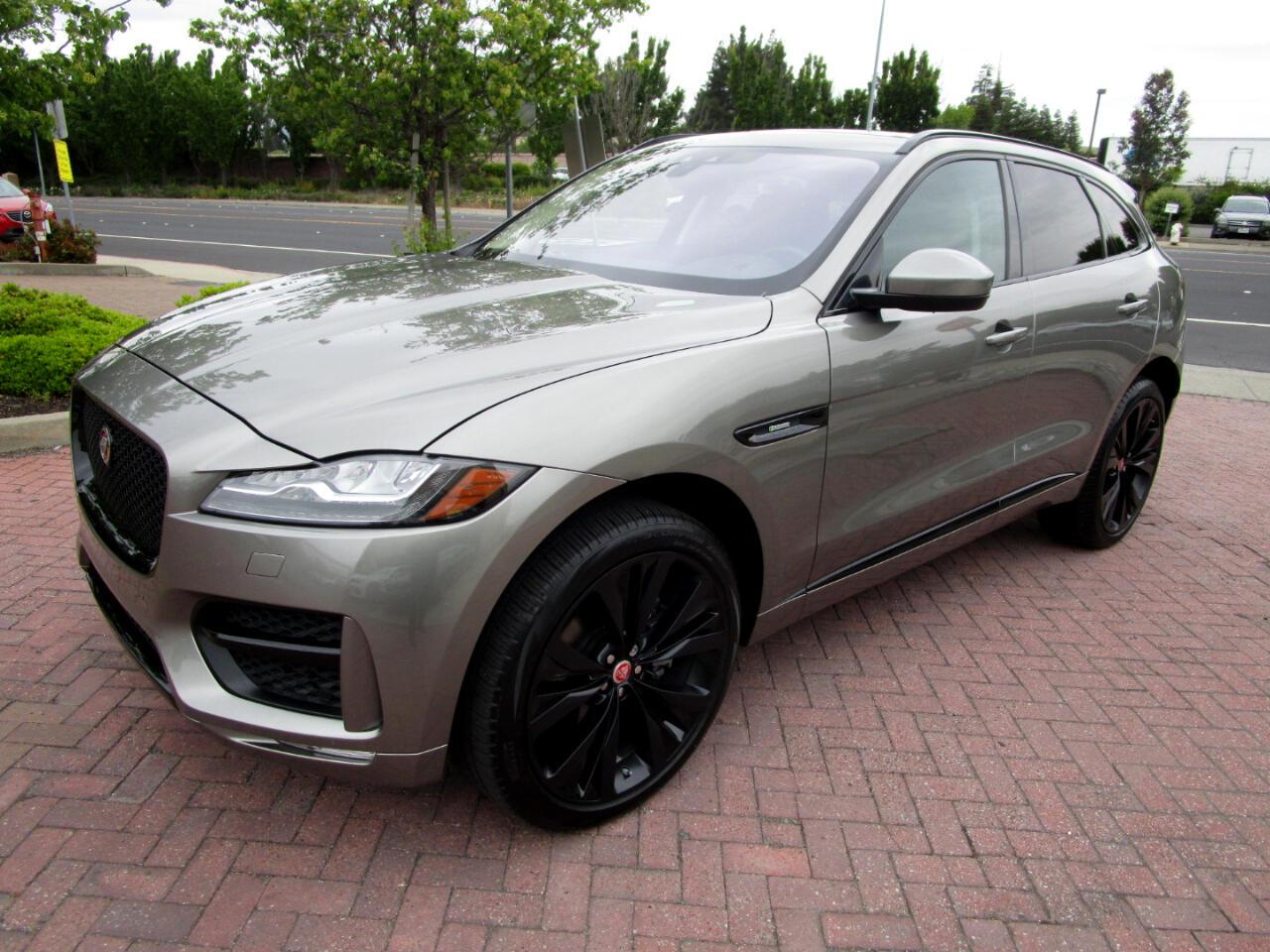 2018 Jaguar F-Pace 35T R-SPORT**AWD*DRIVER ASSIST**PANO**HEAT SEATS**
