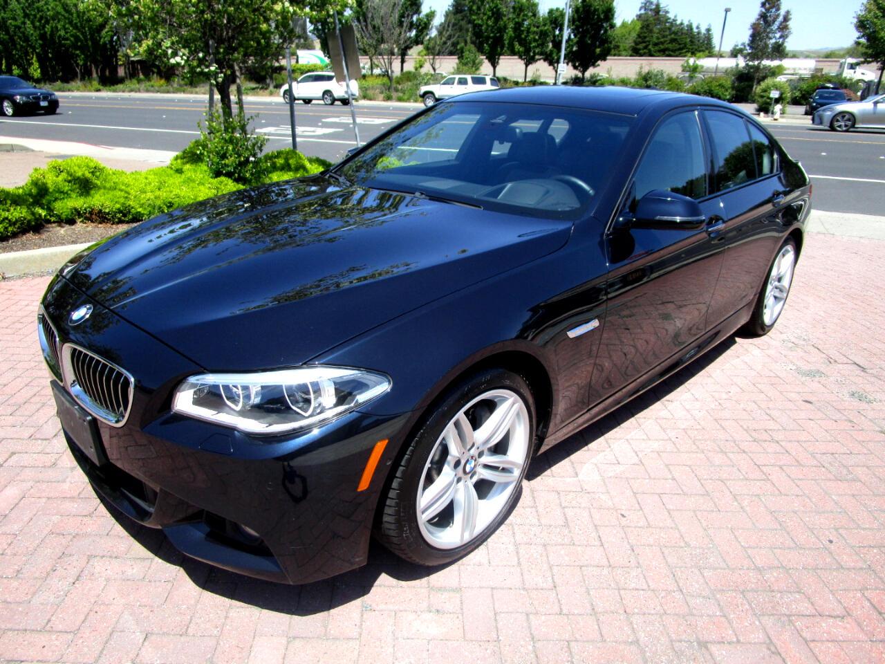 2016 BMW 535d DEISEL**M SPORT*PREM PKG*DRIVER ASST PLUS*LUX SEAT