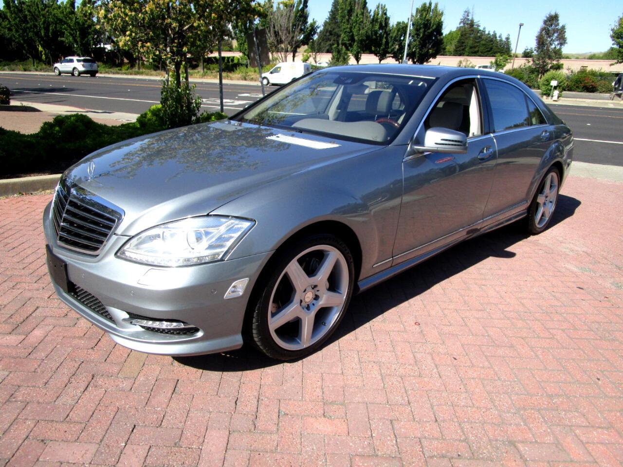 2013 Mercedes-Benz S550 SPORT PKG +1/PREMIUM PKG*HEAT-AC SEATS*KEYLESS GO*