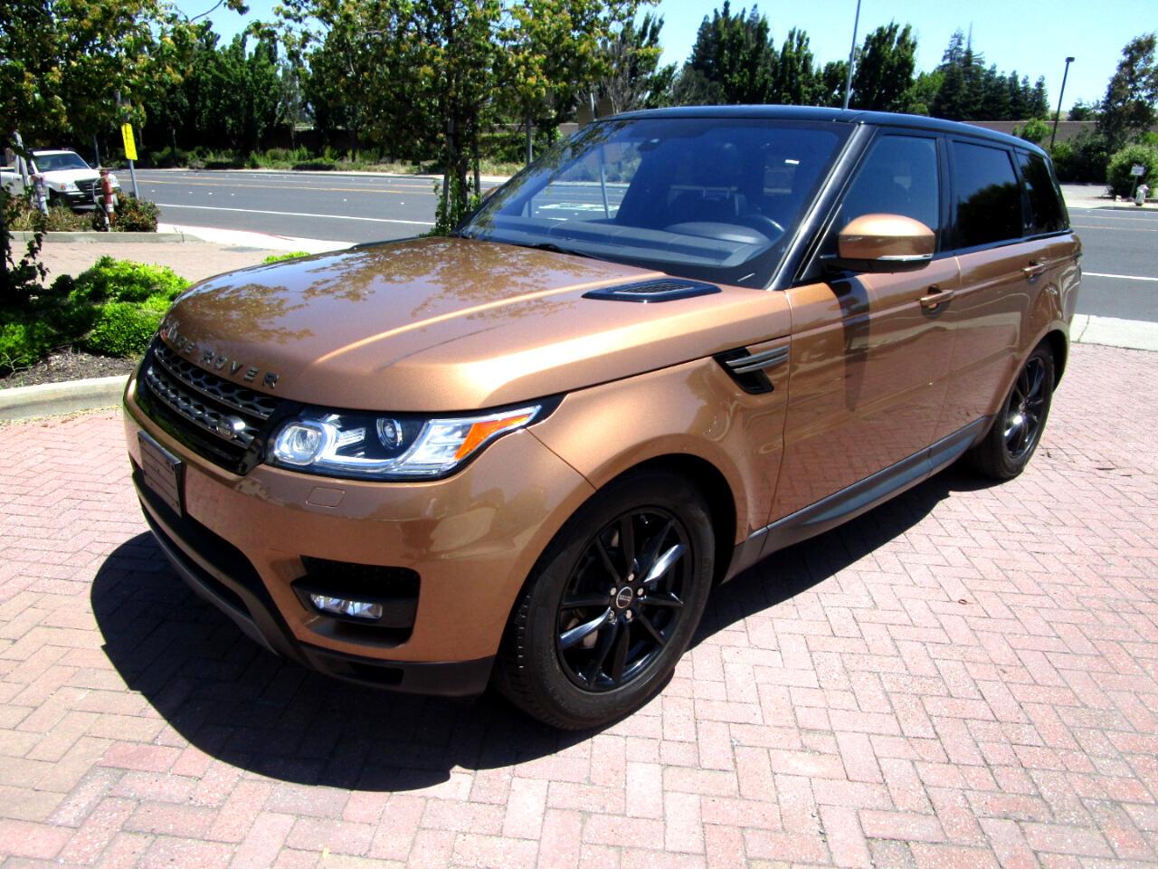 2016 Land Rover Range Rover Sport SUPERCHARGED 3.0 LITER**HEAT SEATS*PANO*BLIND SPOT