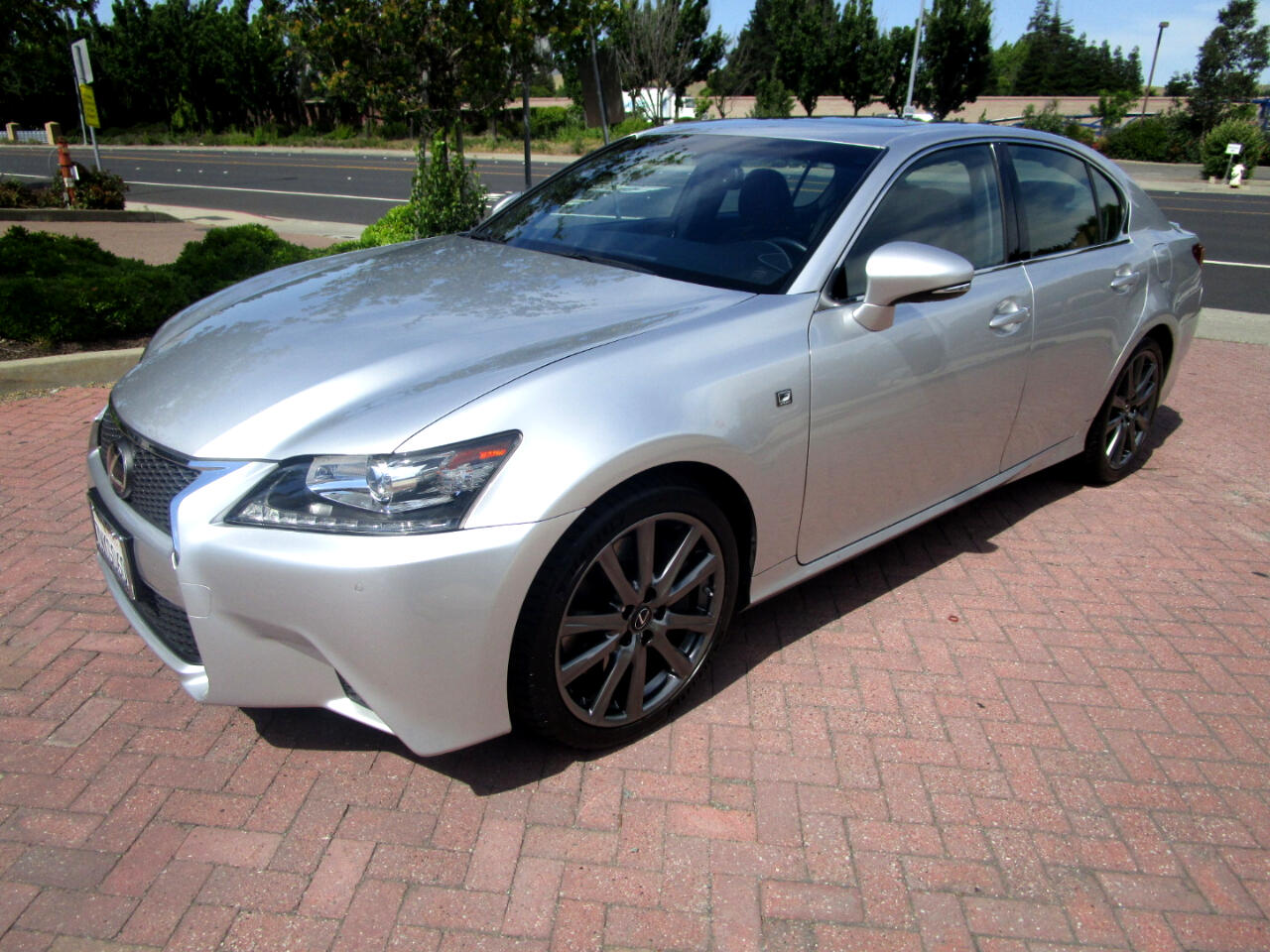 2015 Lexus GS 350 F SPORT**HEAT-AC SEATS**BLIND SPOT**NAV*SAT*CAMERA