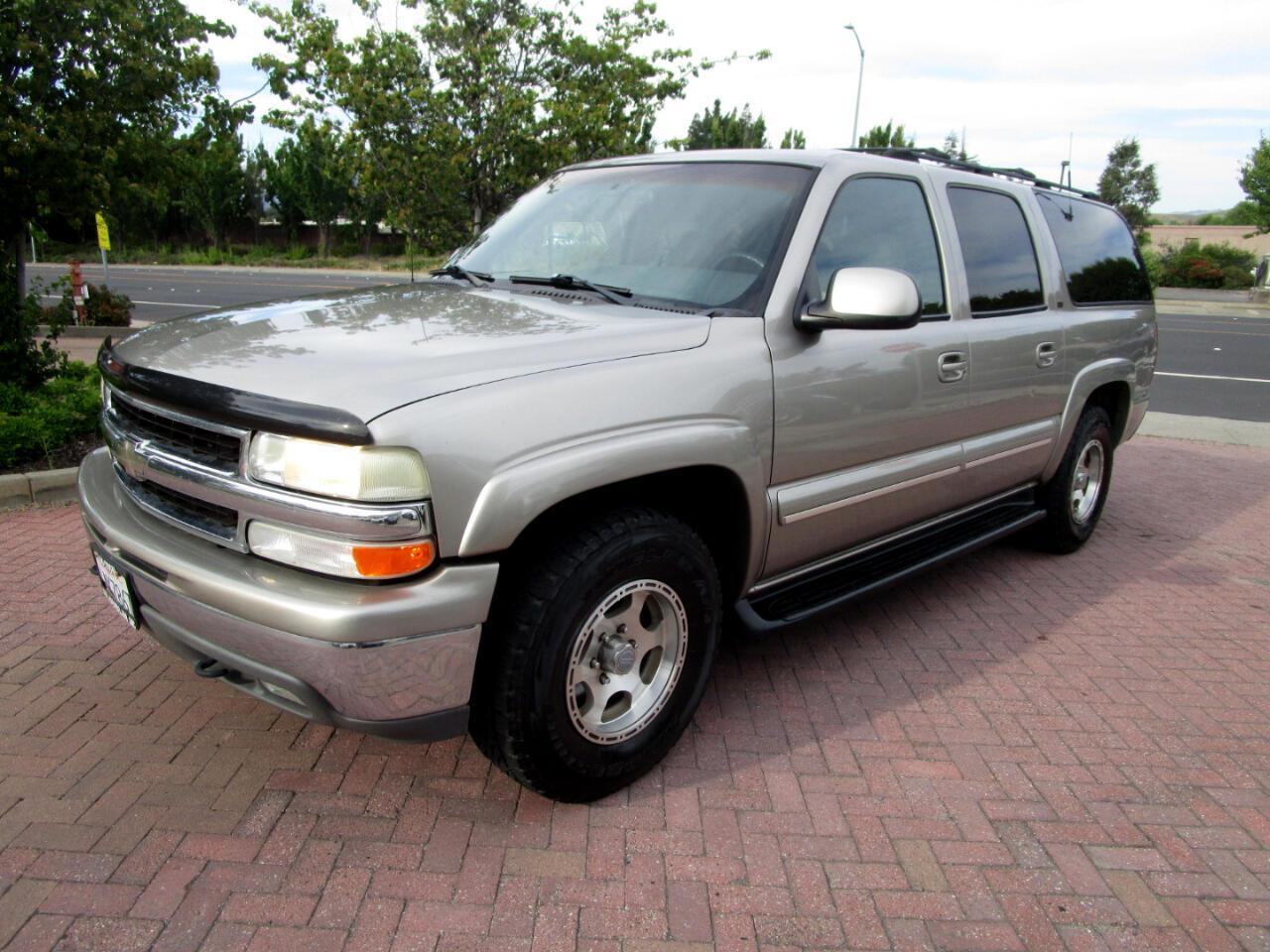 2001 Chevrolet Suburban LT1500 PKG**** 4WD**TOW PKG**3RD ROW**