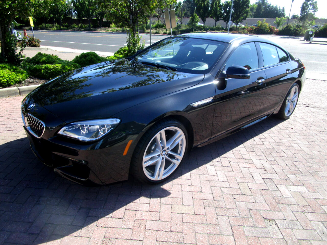 2016 BMW 640i Gran Coupe M SPORT-EXEC*HEADS-UP*HEAT-AC SEATS*KEYLESS**PANO*