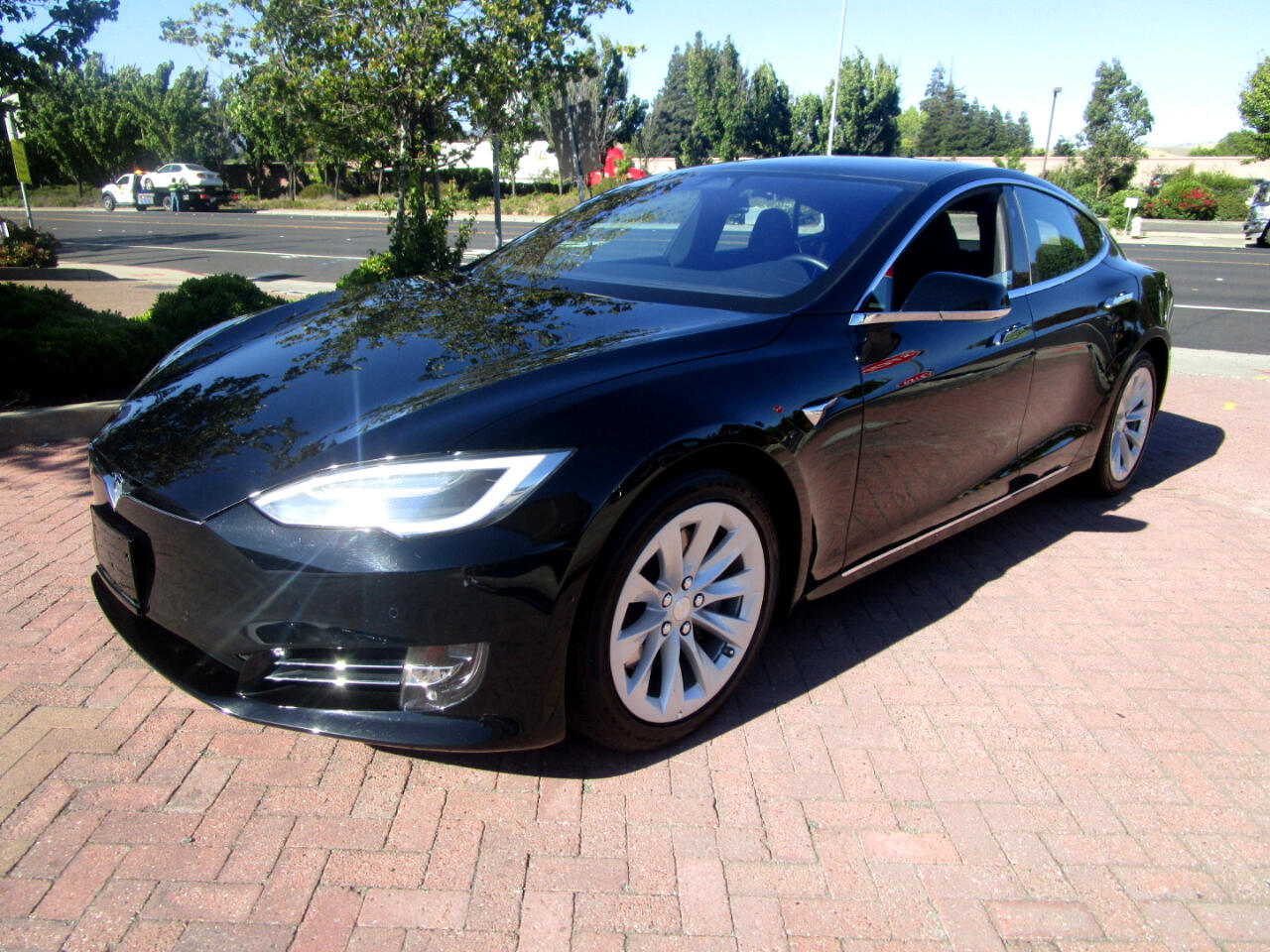 2018 Tesla Model S 75D DUAL ALL WHEEL DRIVE*DRIVER ASSIST/SURROND CAM