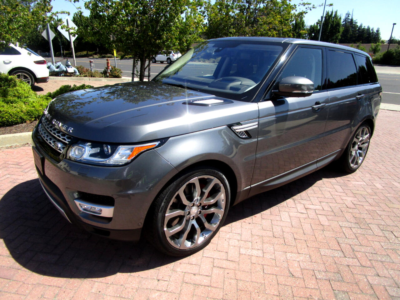2016 Land Rover Range Rover Sport SUPERCHARGED 5.0 V8 510HP*HEAT/AC SEATS*PANO*BLND