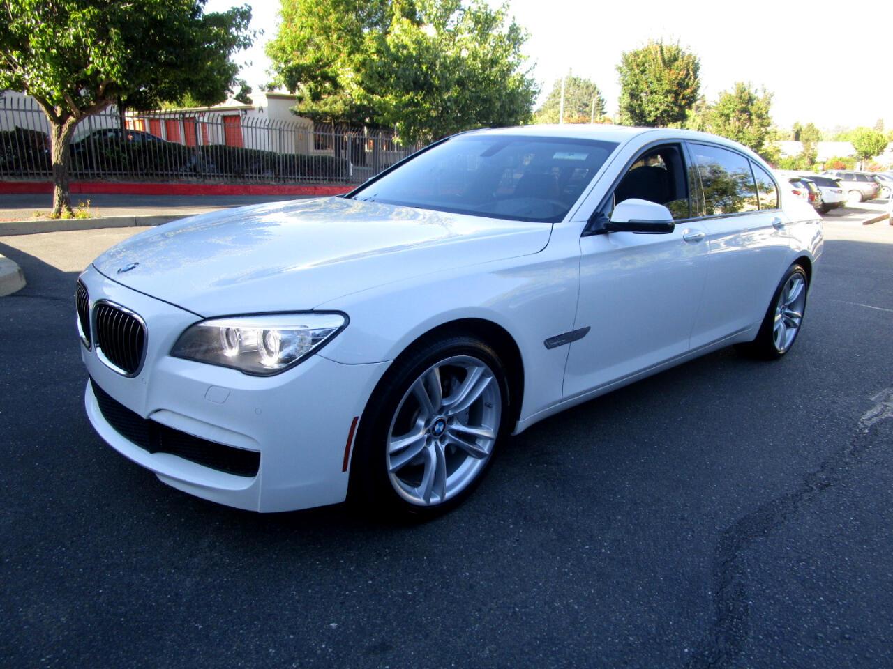 2013 BMW 740Li M SPORT-PREM PKG*HEAT-VENTED SEATS*HEADS-UP DISPLA