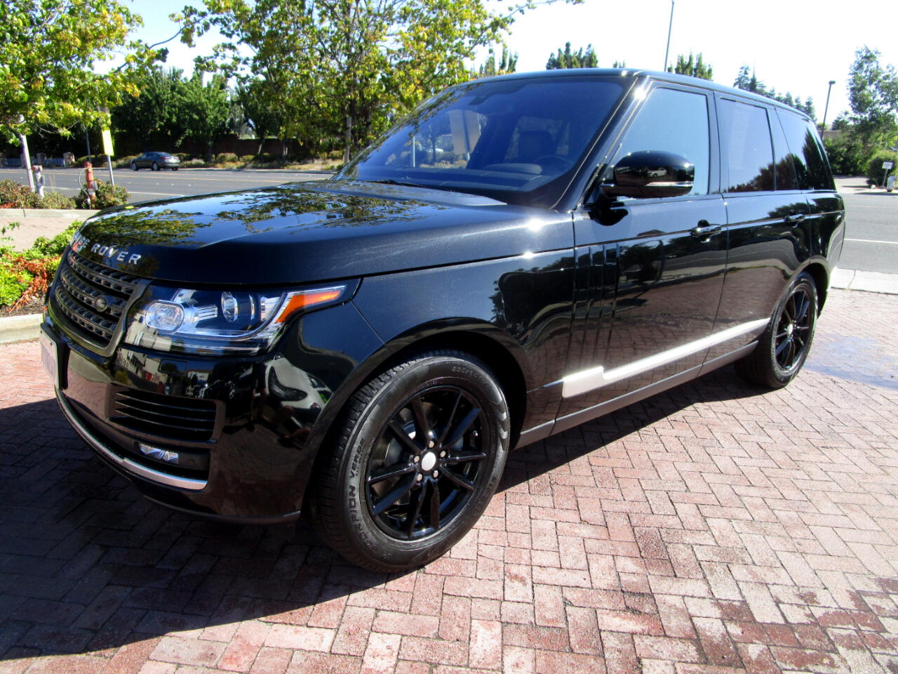 2016 Land Rover Range Rover TD6 SE DIESEL*HEAT SEATS/STR WHL*BLIND SPOT*360 CA