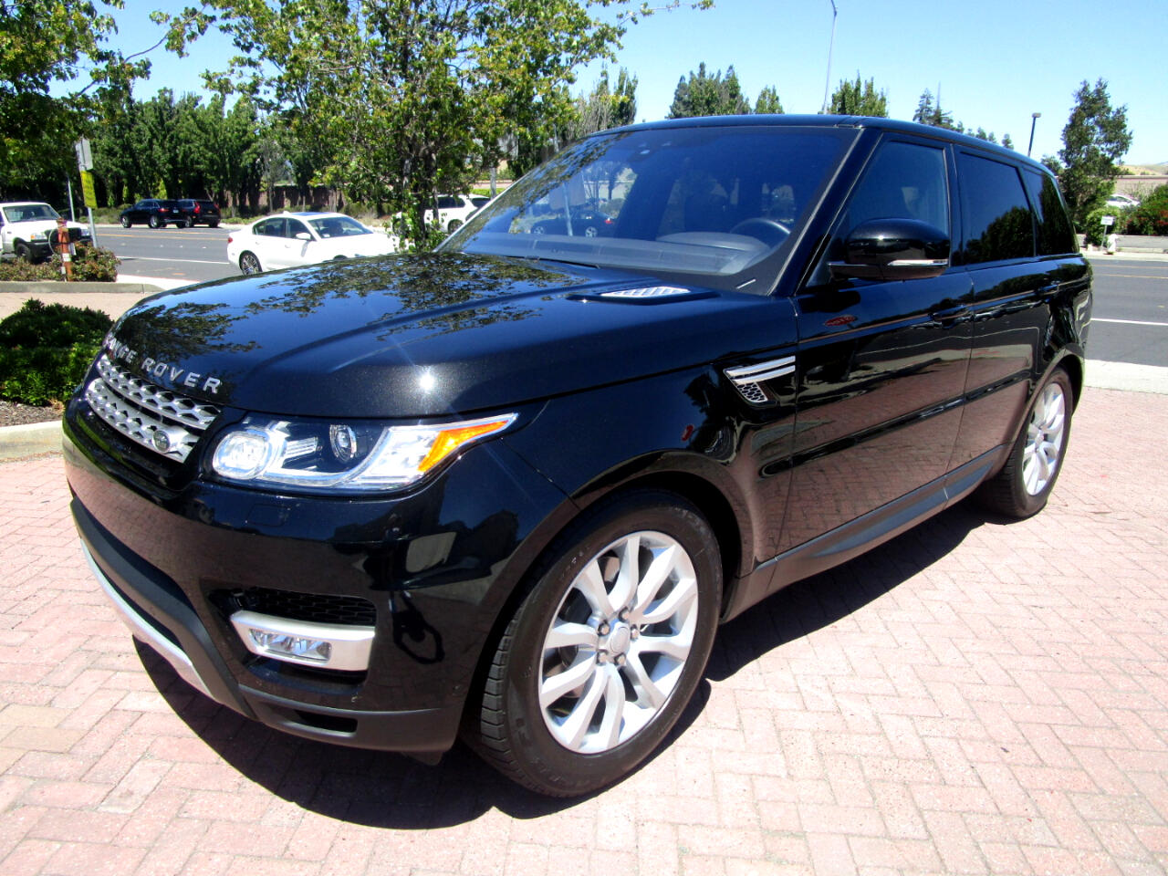 2017 Land Rover Range Rover Sport TD6 HSE DIESEL**HEAT/AC SEATS*REAR HEAT SEATS*BLND