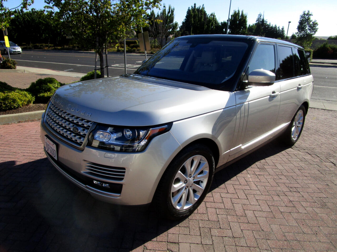 2016 Land Rover Range Rover HSE V6 SUPERCHARGED**DRIVER ASSIST**HEAT/AC SEATS*