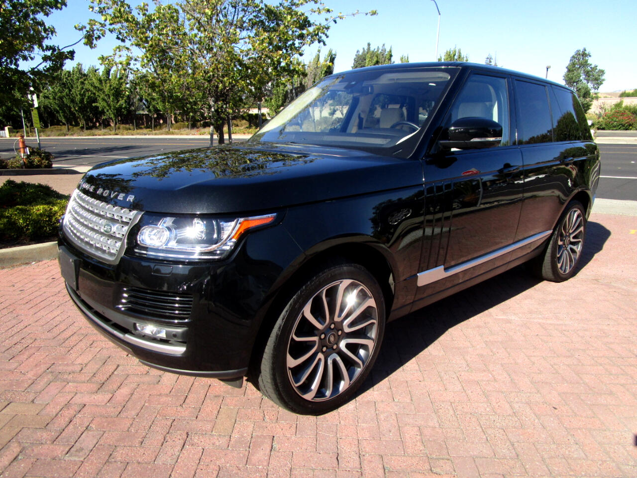 2016 Land Rover Range Rover HSE TD6**FRONT/REAR HEAT/AC SEATS**DRIVER ASSIST**