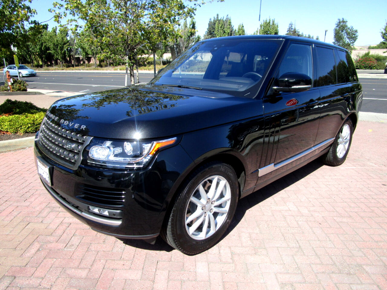 2017 Land Rover Range Rover SUPERCHARGED V6**DRIVER ASSIST**HEAT SEATS**PANO R