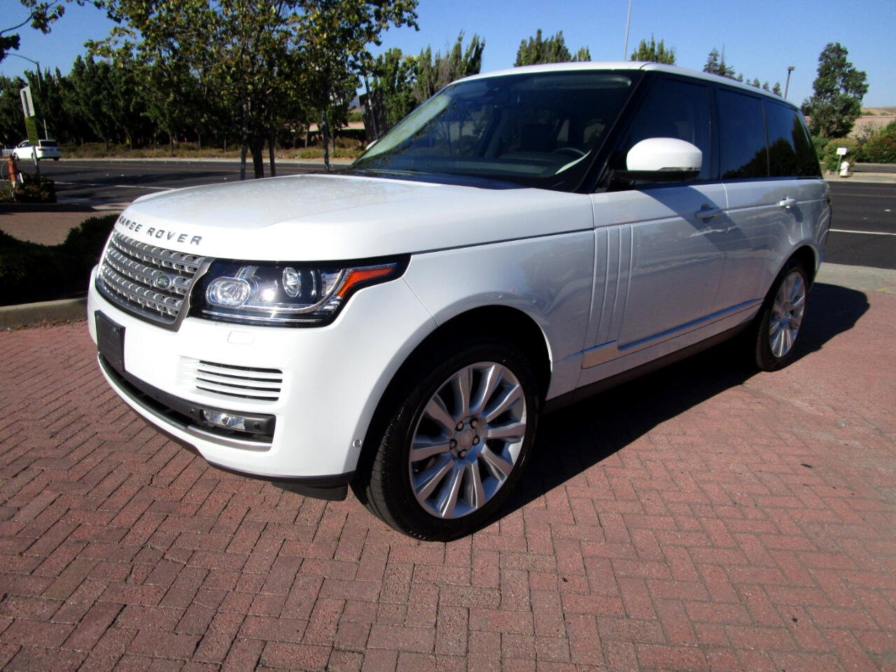 2015 Land Rover Range Rover S/C 5.0 510 HP**DRIVER ASSIST PKG**360 CAMS**HEAT/