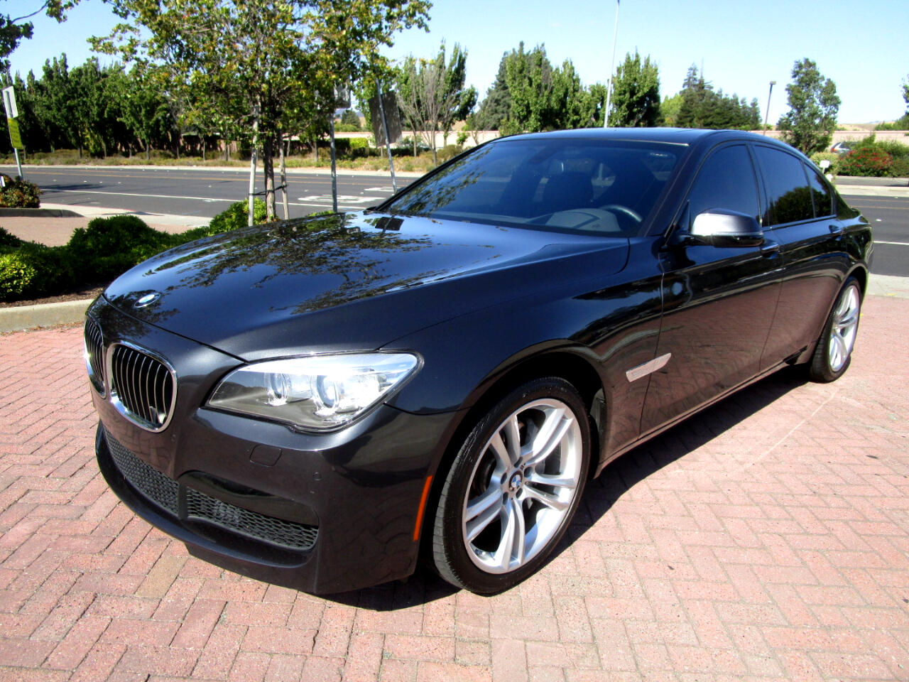 2015 BMW 740i M SPORT-PREM PKG*HEAT/AC SEATS*HEADS-UP*HK SOUND*