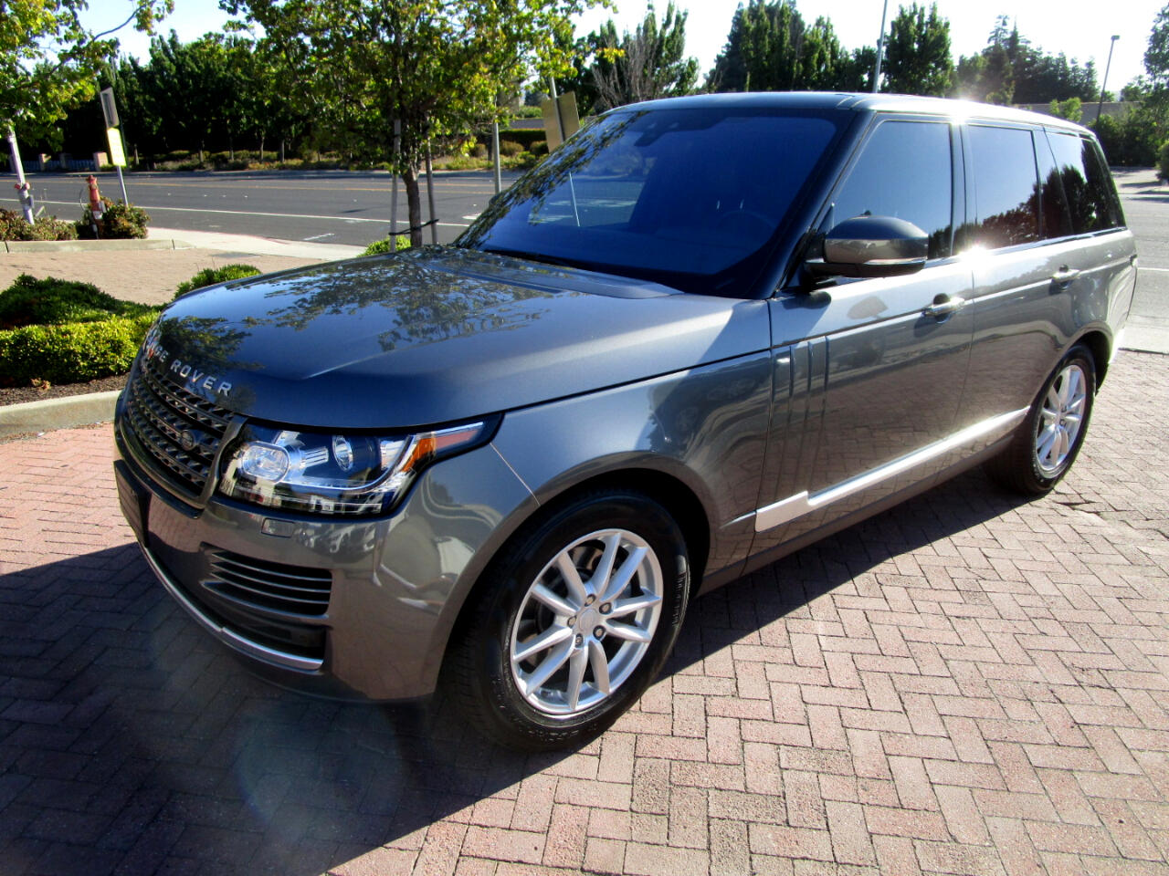 2017 Land Rover Range Rover 3.0 TD6 DIESEL**HEAT SEATS*MERID SOUND*PANO ROOF**