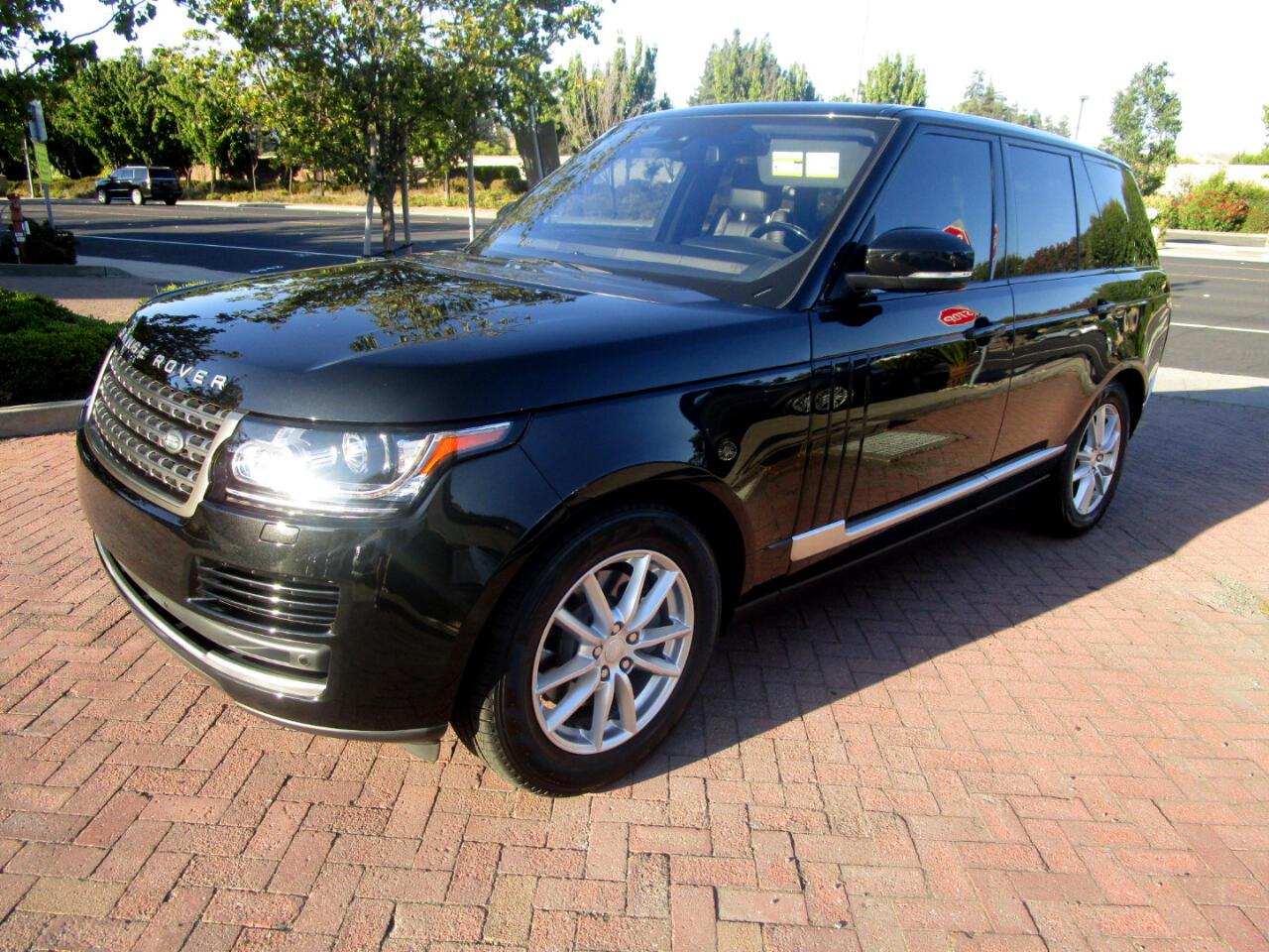 2016 Land Rover Range Rover TD6 DIESEL**HEAT SEATS**MERID SOUND*XENON LIGHTS**