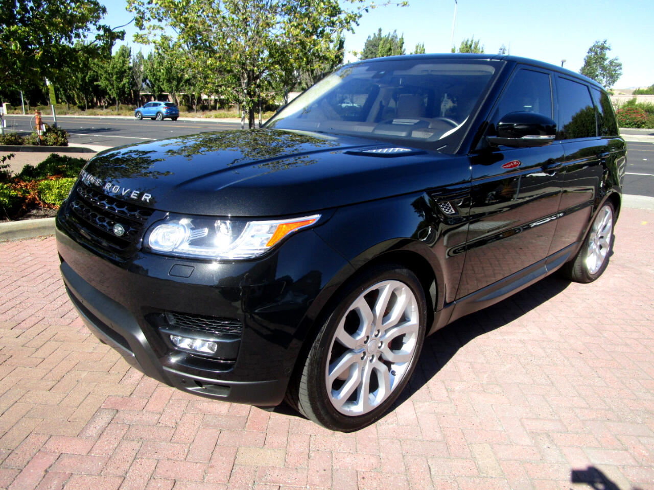 2016 Land Rover Range Rover Sport SUPERCHARGED 5.0V8 W/510 HP*HEAT/AC SEATS*PANO*