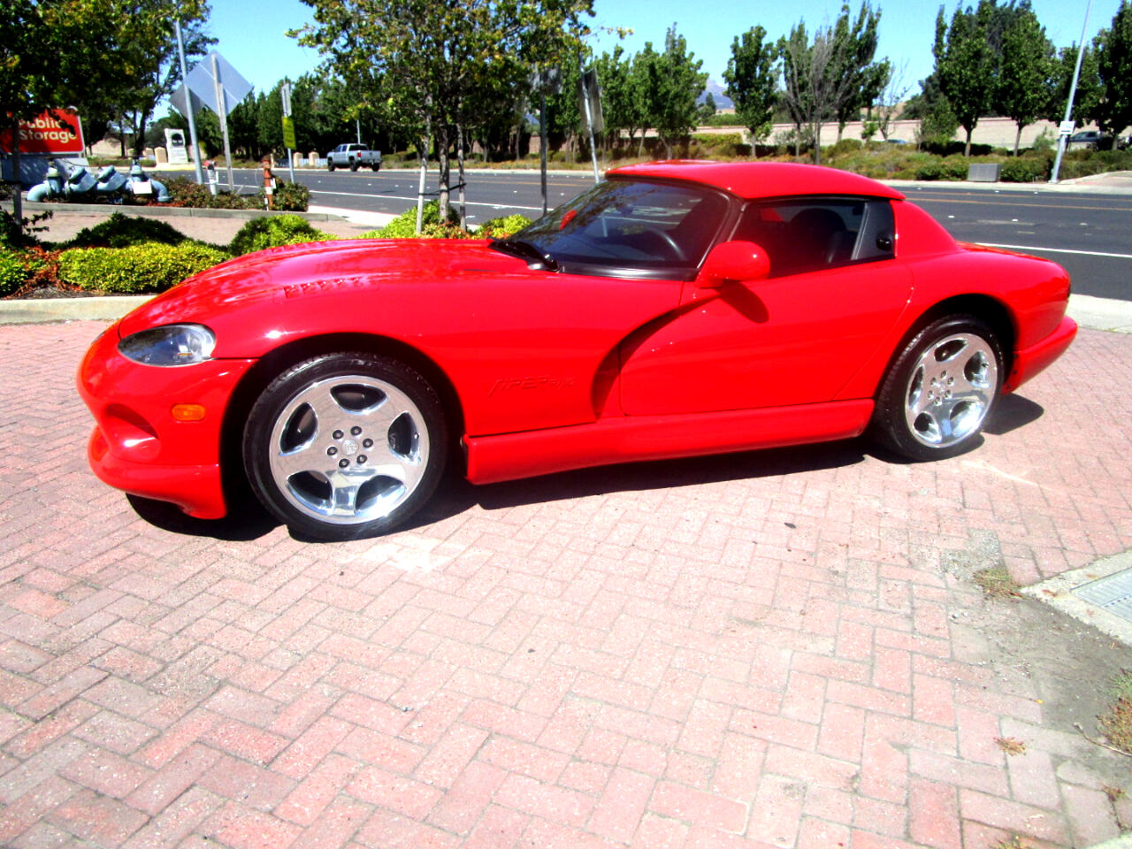 2001 Dodge Viper RT10 CONVERTIBLE**A/C**REMOVABLE HARD TOP**