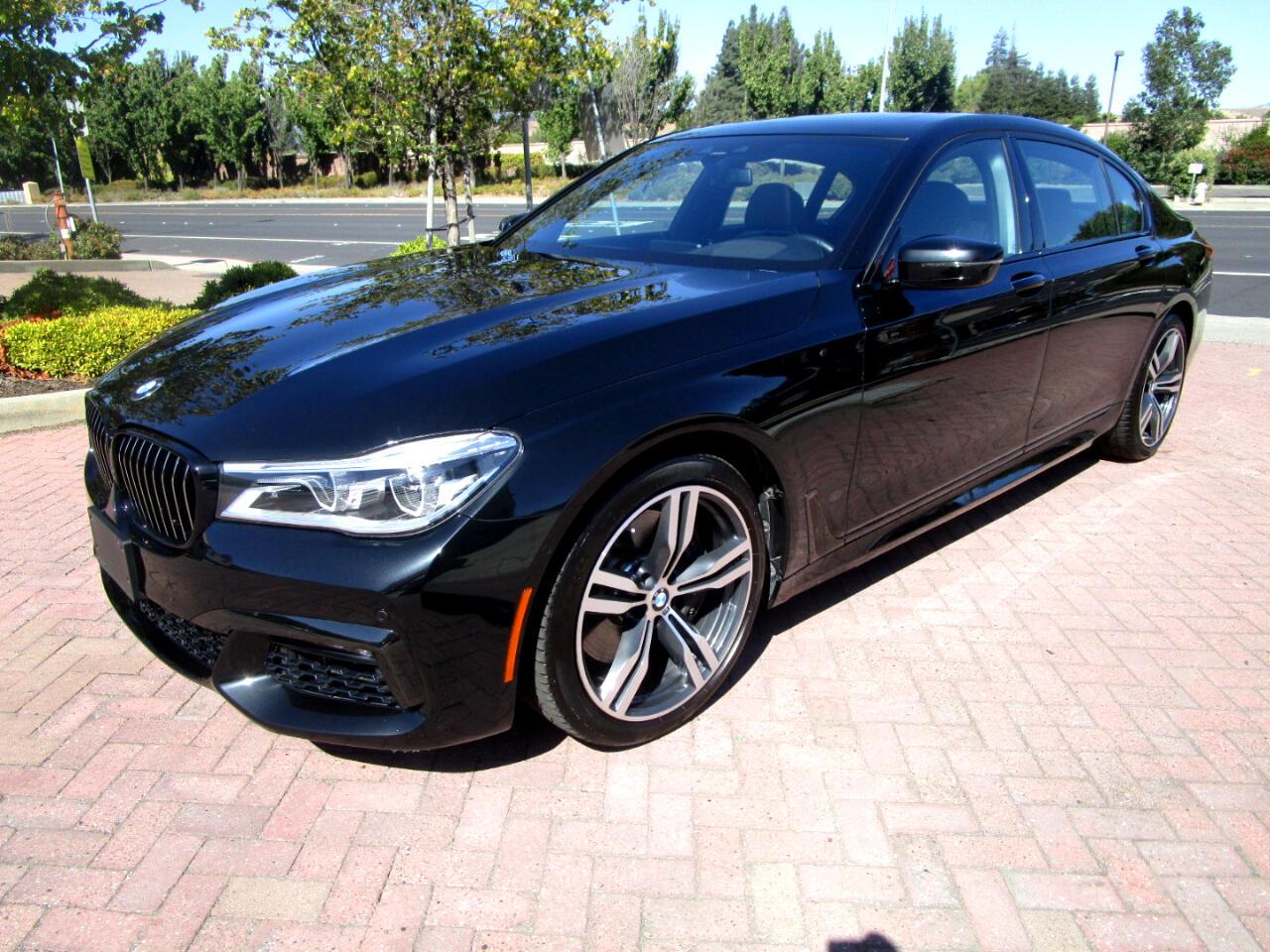 2016 BMW 750i M SPORT-EXEC*LUX HEAT/AC SEATS*DRIVER ASSIST PLUS*
