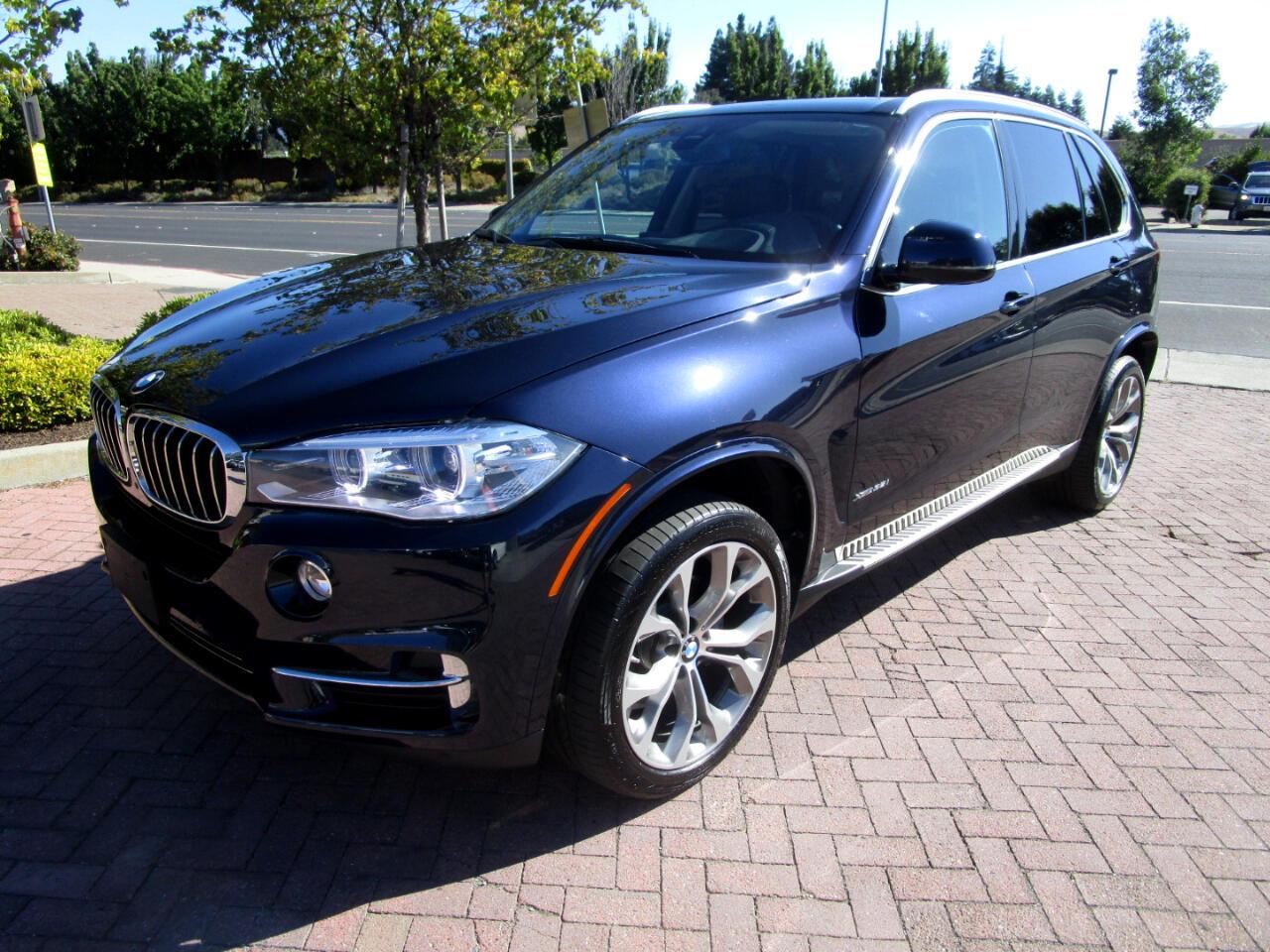 2016 BMW X5 XDrive 35I AWD**LUXURY LINE*PREM*LUX SEAT PKG*DRIVER ASST