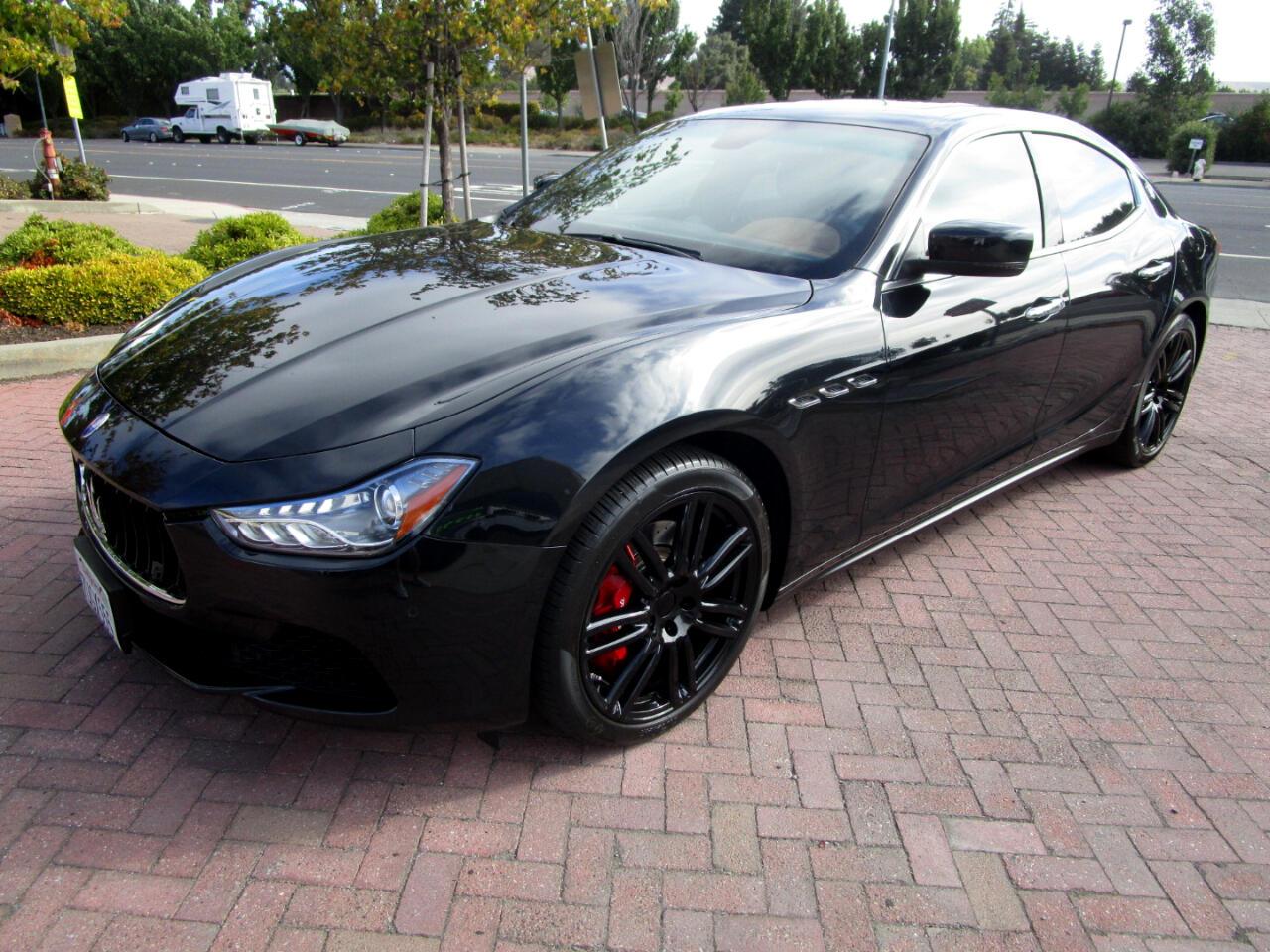 2016 Maserati Ghibli TWIN TURBO**BLIND SPOT*HARMAN KARDON**HEAT SEATS**