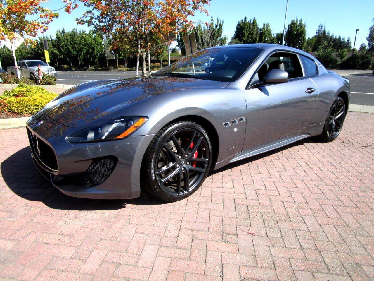 2016 Maserati GranTurismo 2654 MILES**4.7 LITER V8 454HP*LOADED-LIKE NEW**