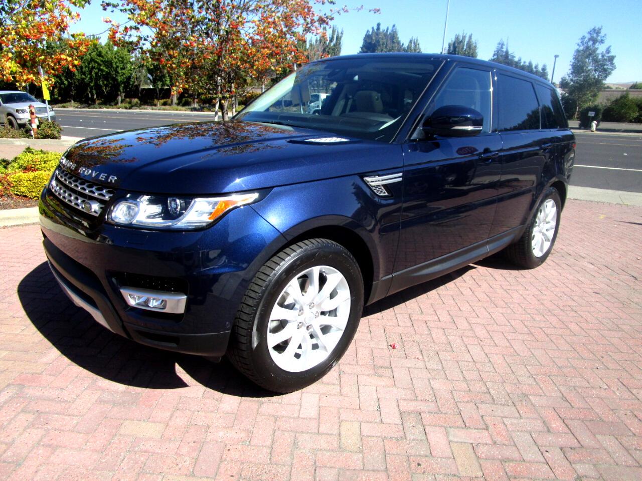 2015 Land Rover Range Rover Sport HSE**POWER 3RD ROW**HEAT/AC SEATS**REAR HEAT SEATS